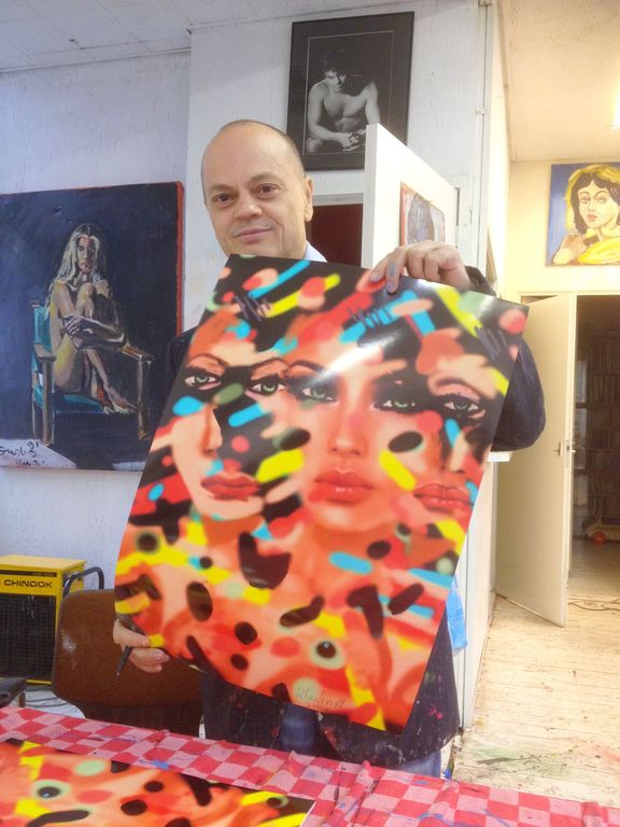 Pop Art by Peter Klashorst kopen? Bied vanaf 1!