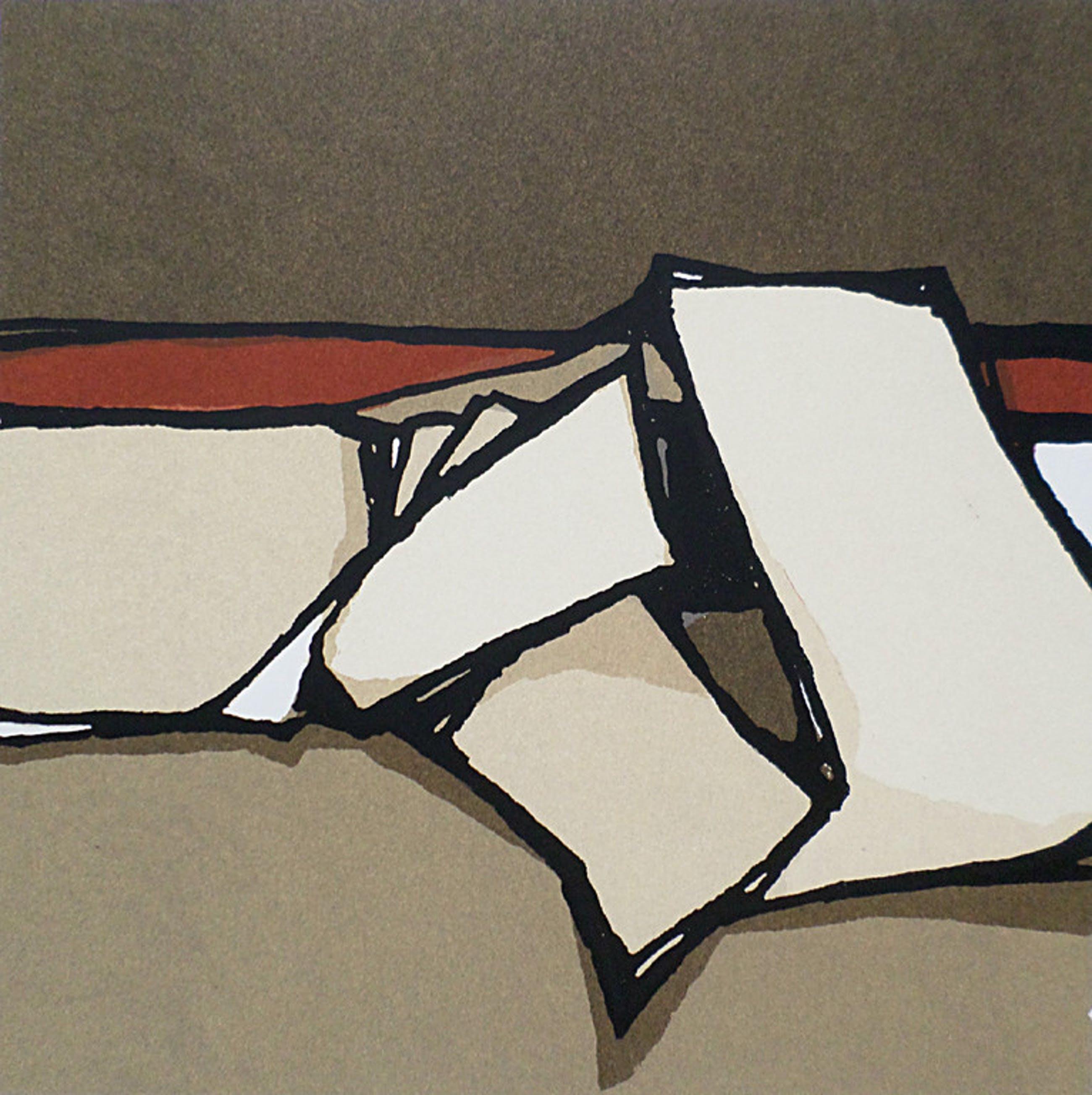 Fon Klement - Paysage, hoogdruk boardsnede kopen? Bied vanaf 175!