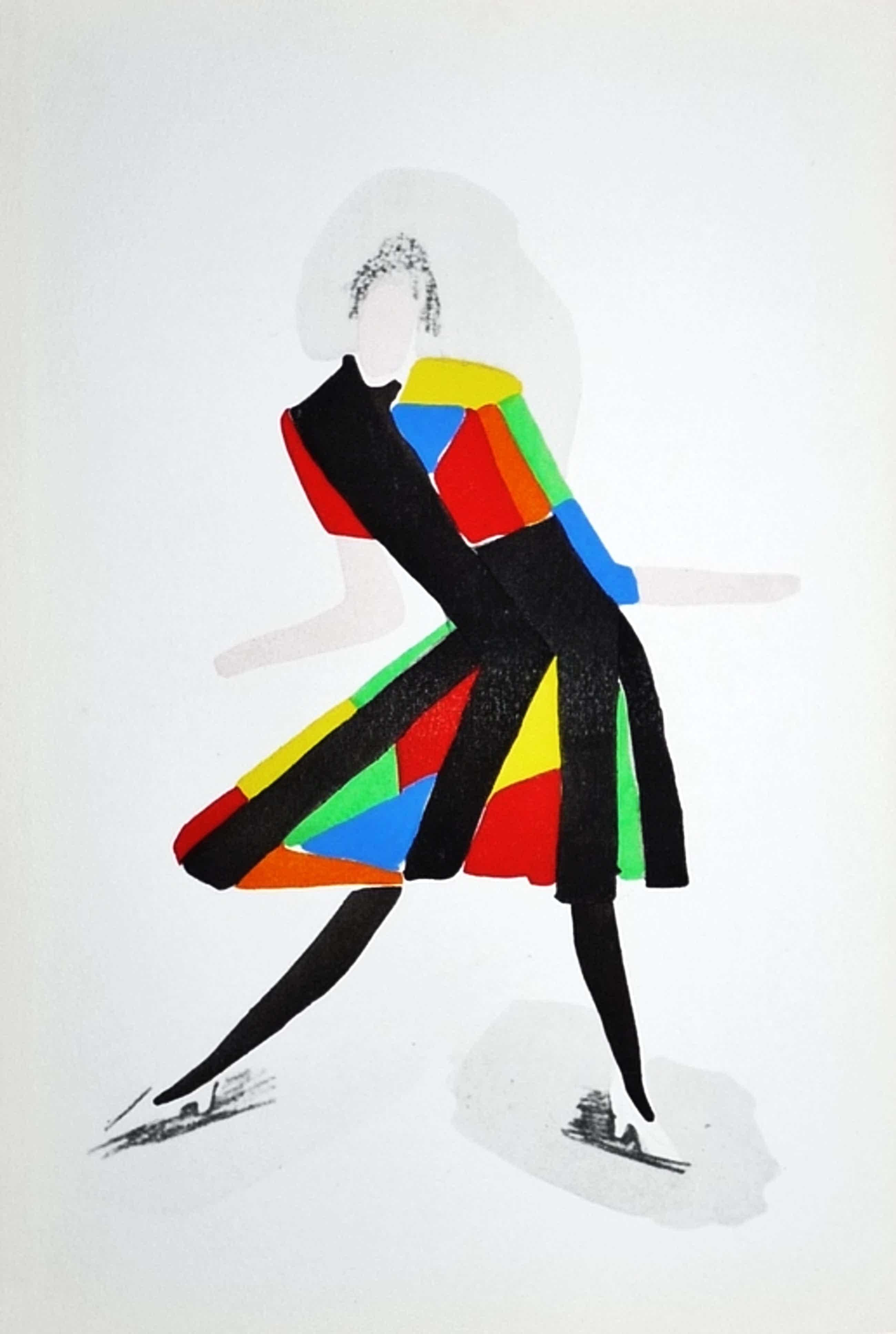 Sonia Delaunay, Pochoir, Uit Tableaux vivants kopen? Bied vanaf 89!