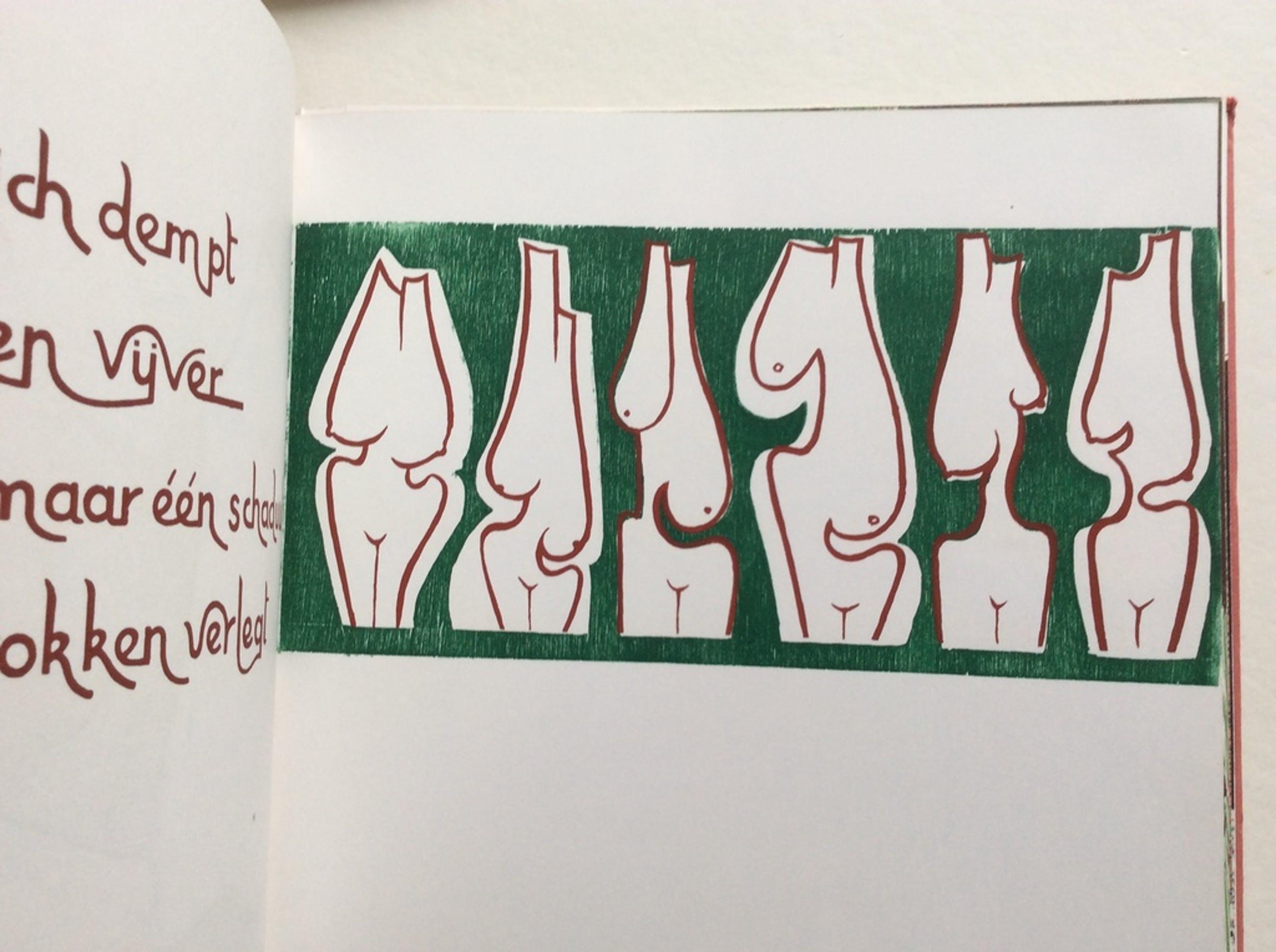 Benno Helders - incompleet grafiekboek - gesign.oplage 8/30 kopen? Bied vanaf 1!