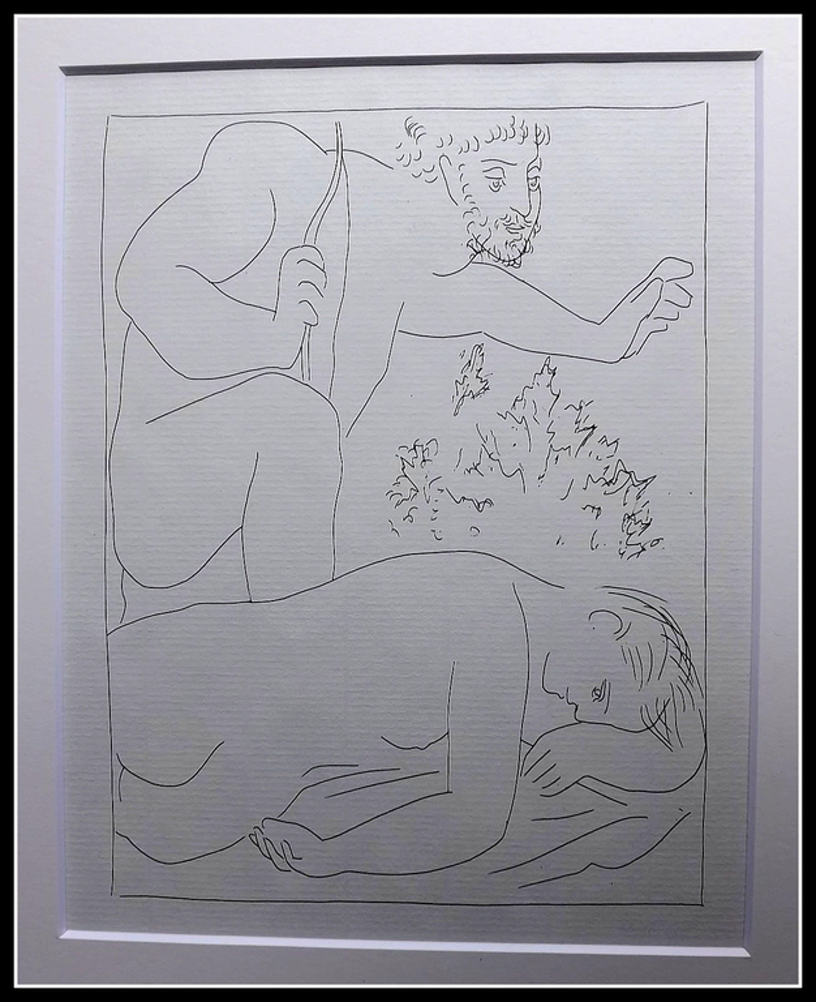 Pablo Picasso - 2 litho's uit Les Metamorphoses  kopen? Bied vanaf 1!