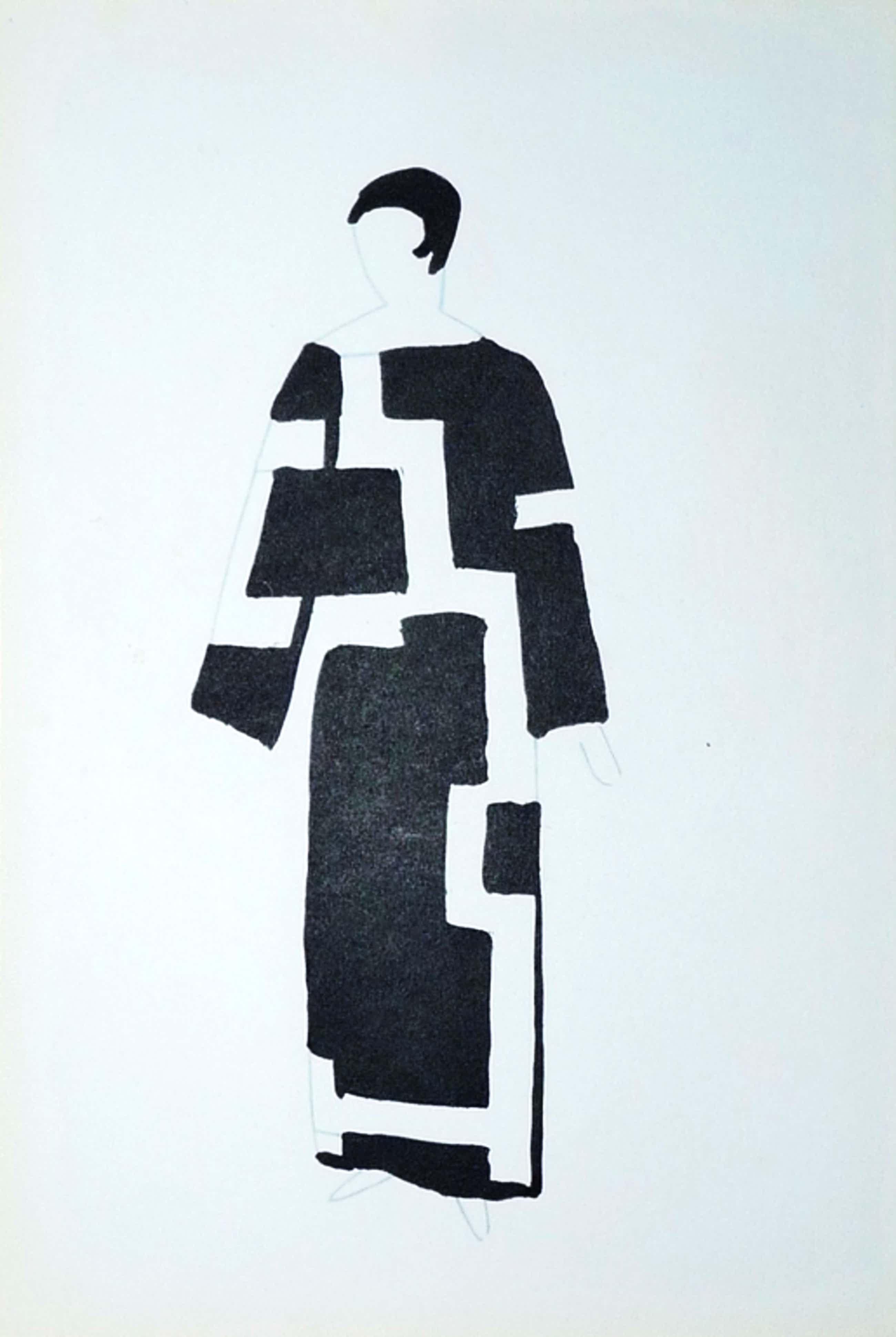 Sonia Delaunay, Pochoir, Uit Tableaux vivants kopen? Bied vanaf 80!
