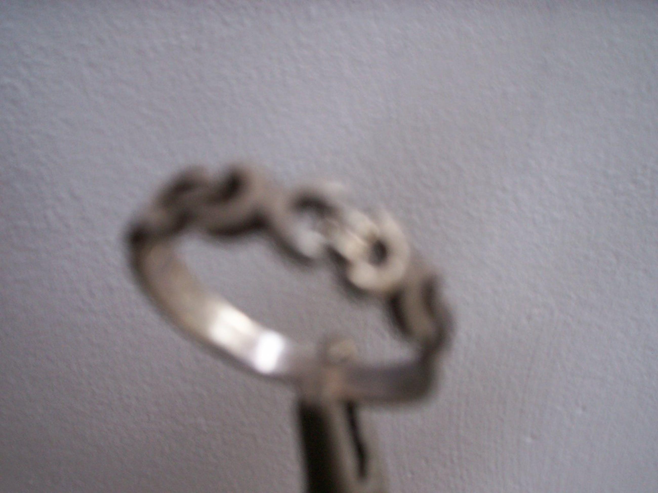 Zilveren  Ring kopen? Bied vanaf 10!