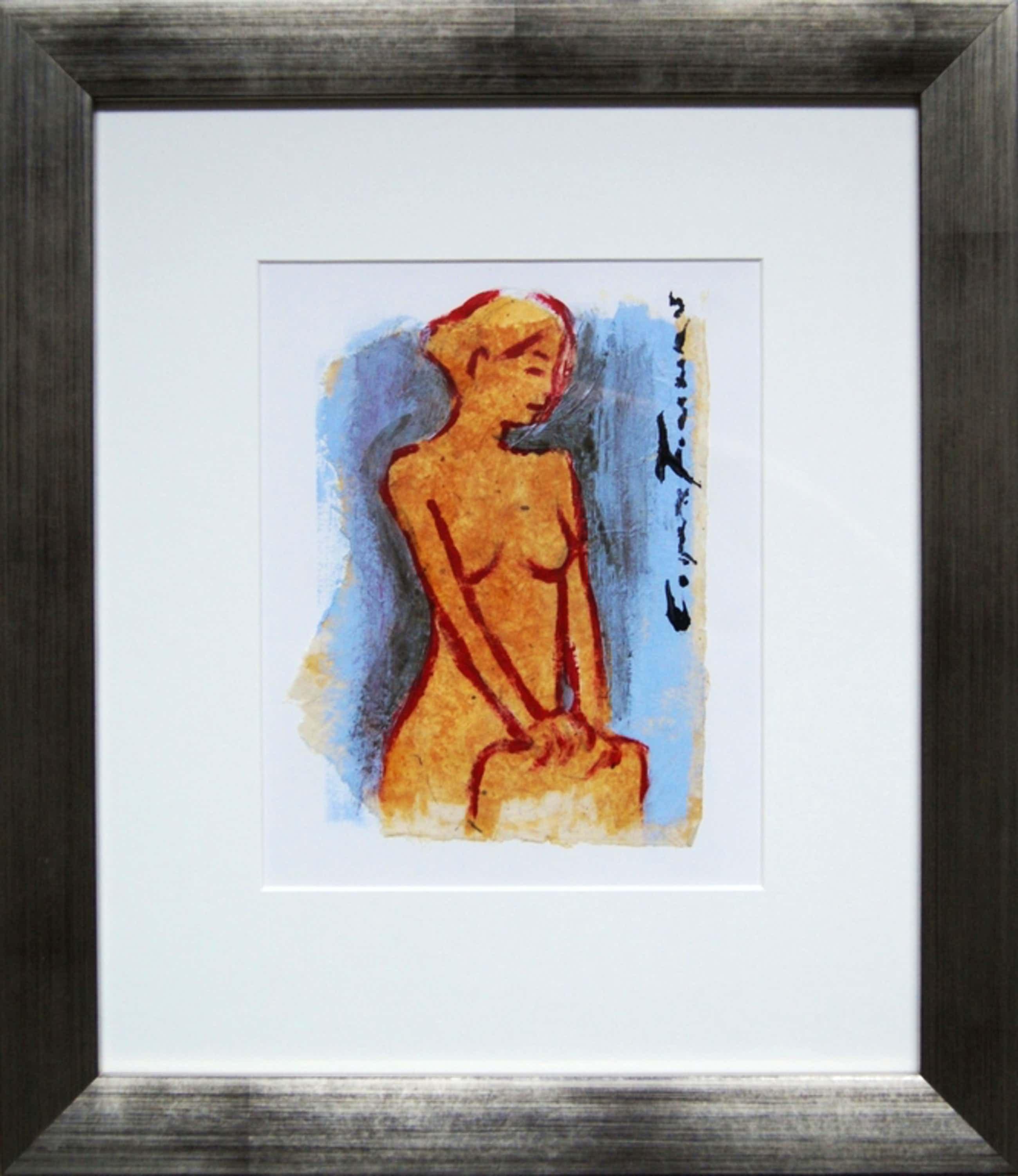 Casper Faassen origineel werk op papier - 2006. kopen? Bied vanaf 375!