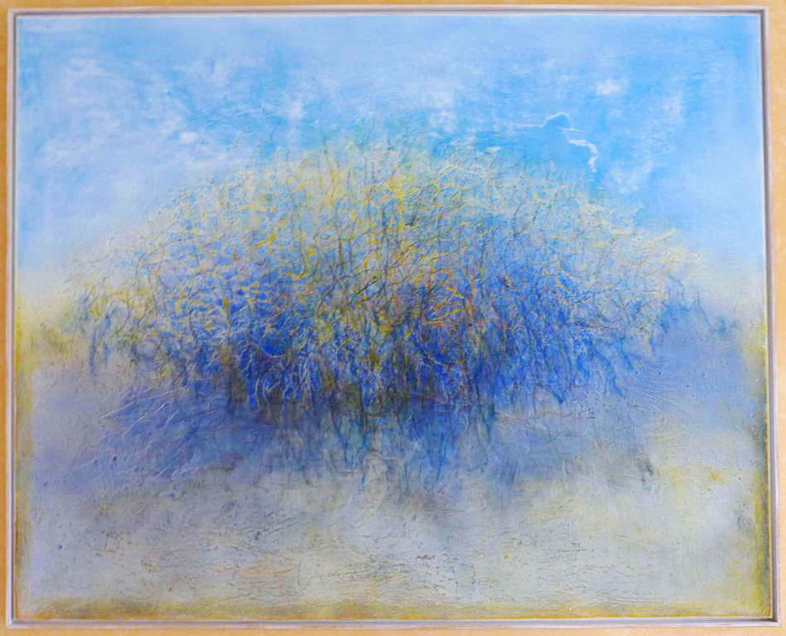 Eric Hirdes, schilderij, olieverf op paneel uit 1997 kopen? Bied vanaf 225!