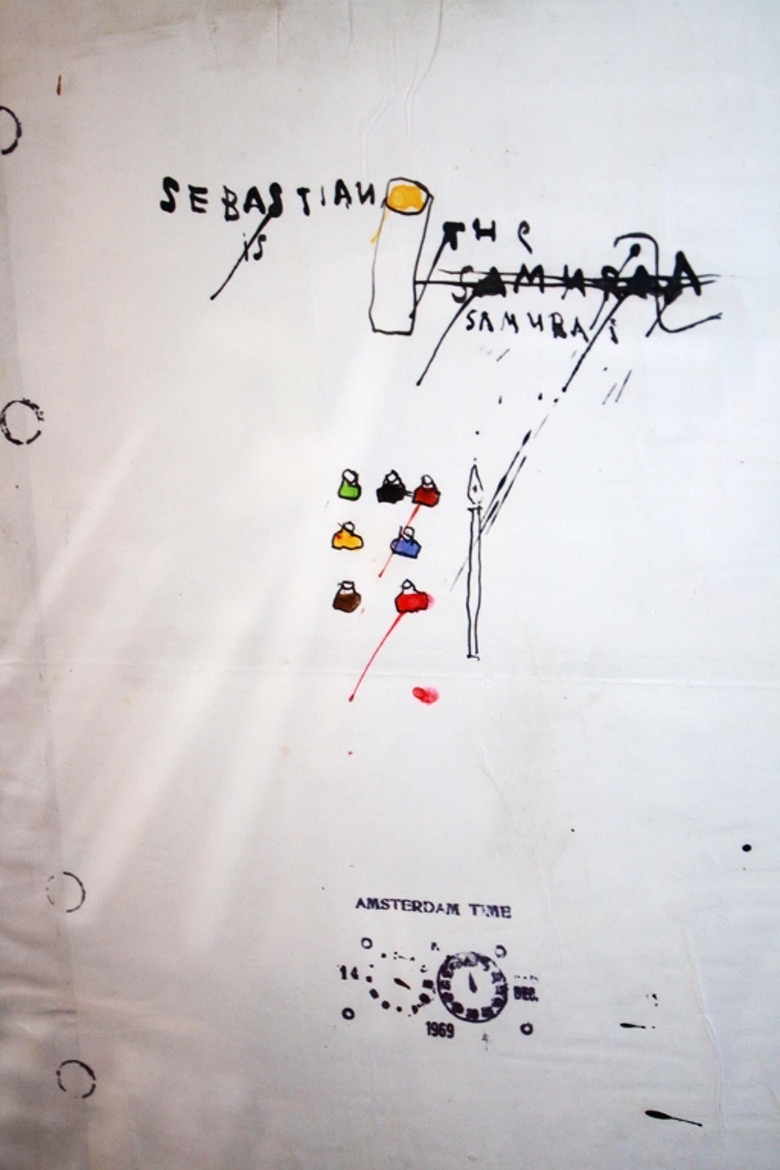 VICTOR IV - LOGBOEK BLAD 1969 1e BOEK - AMSTERDAM TIME kopen? Bied vanaf 200!