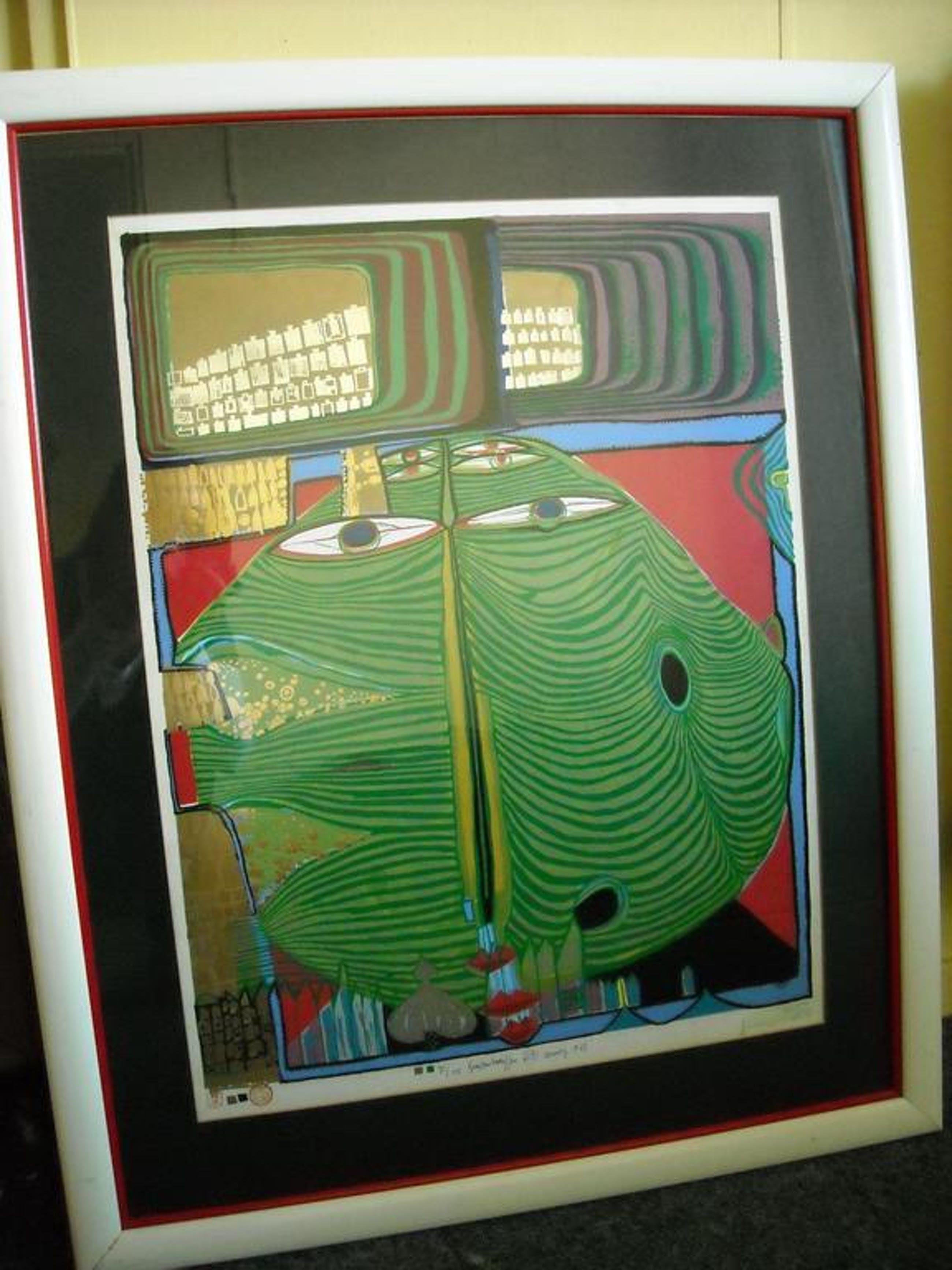 King Kong 669 druk 60 x 47 cm 1968 nr. 71/115 kopen? Bied vanaf 1500!