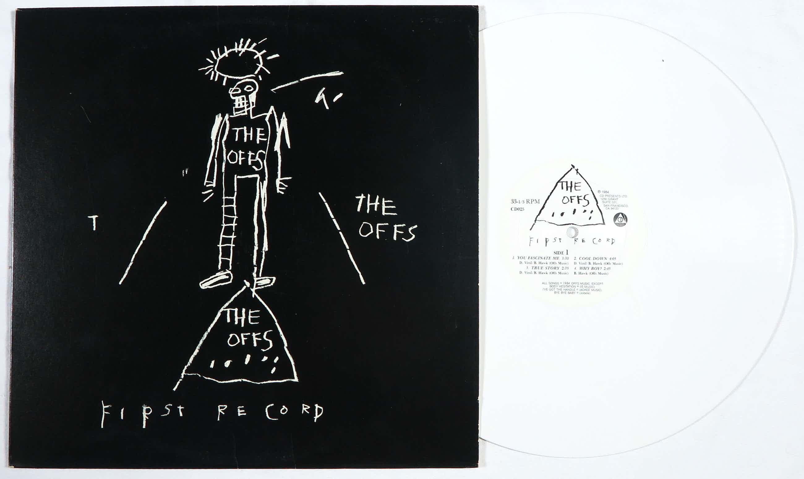 Der Auktionserlös von Jean Michel Basquiat bei Kunstveiling