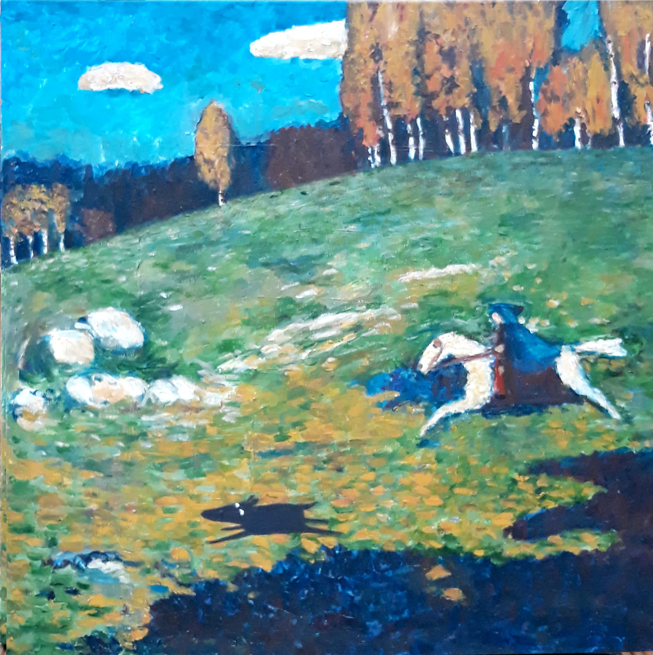 Peter Bastiaanssen - Yapping Kandinsky kopen? Bied vanaf 800!