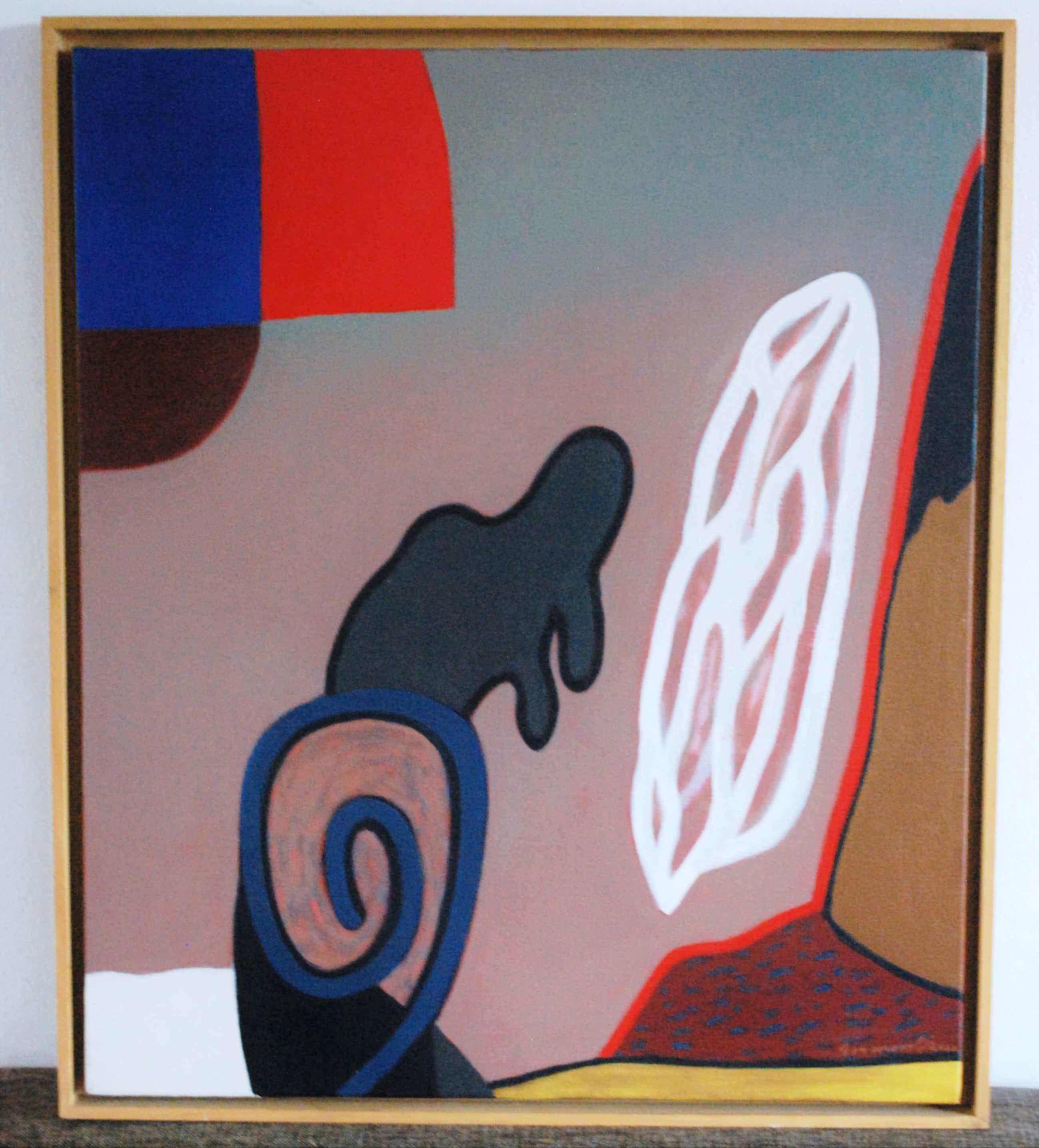 Doris Groeneveld - olieverf op doek - Nieuw Zeeland 2000 - incl kunstboek kopen? Bied vanaf 160!