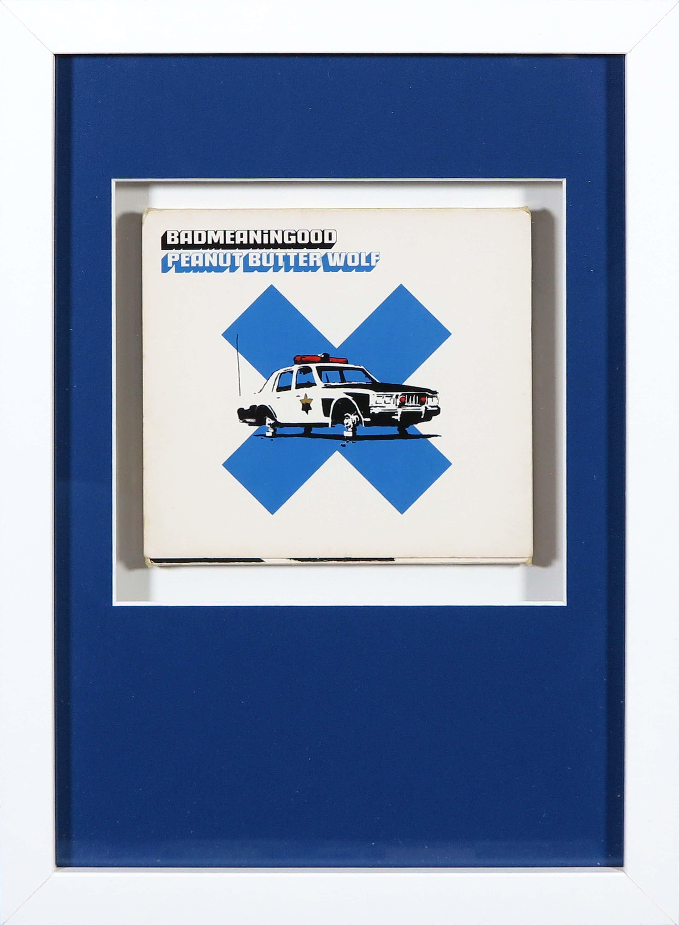 Banksy - Badmeaninggood vol. 1 door Skitz (CD) kopen? Bied vanaf 121!