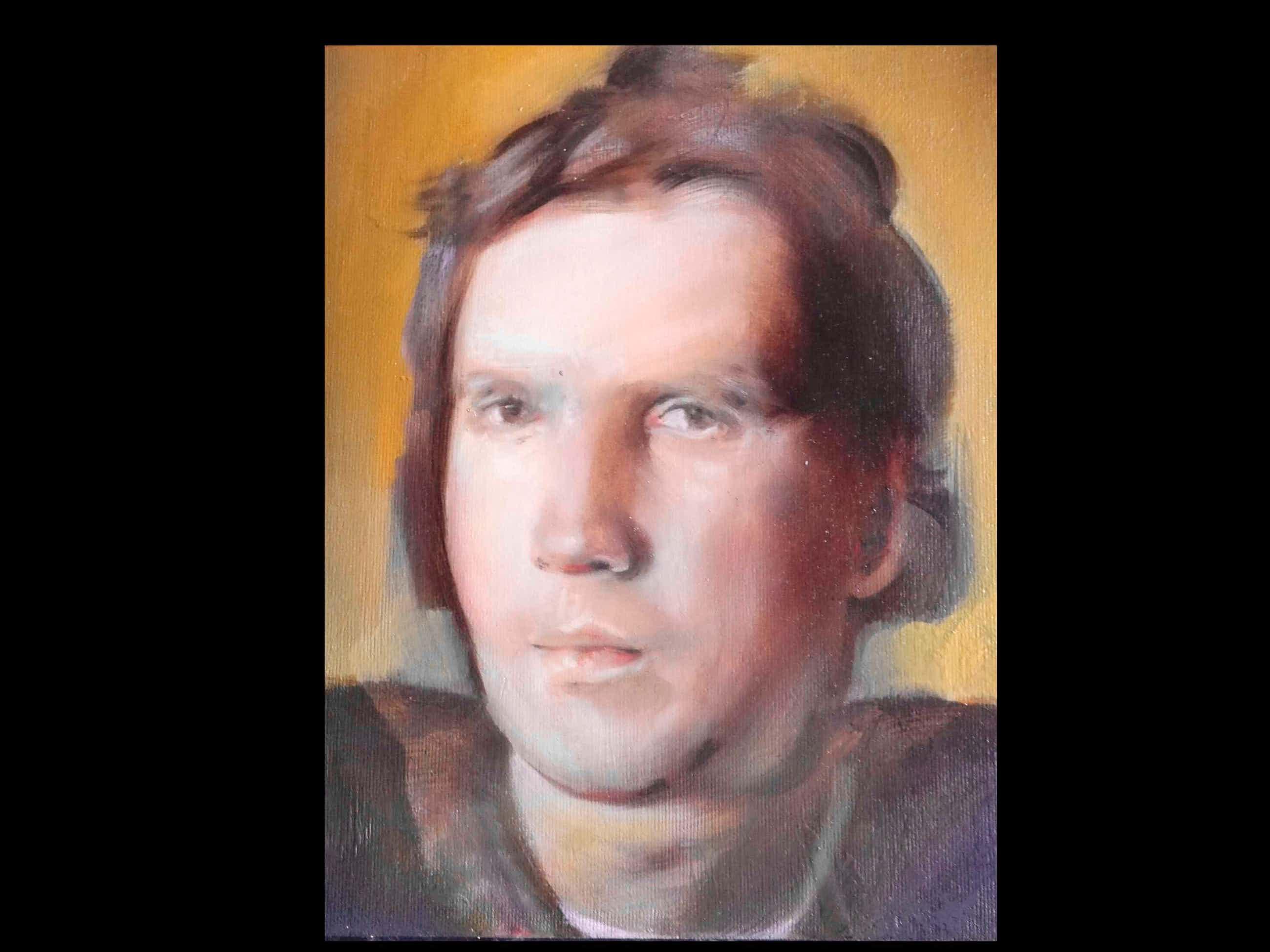 Erwin van Krey - portret van een man kopen? Bied vanaf 117!