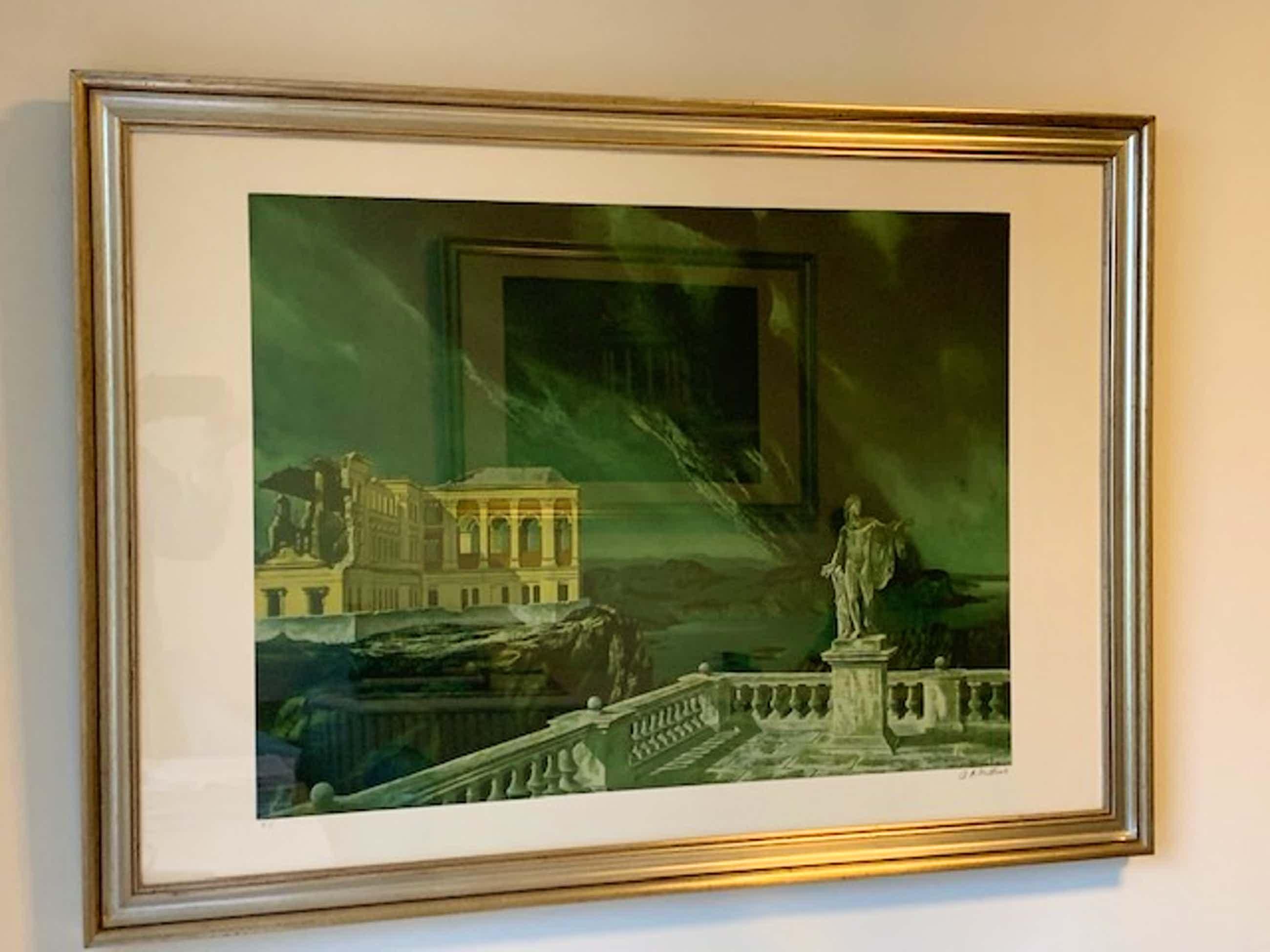 Carel Willink - Chateau en Espagne 1939 kopen? Bied vanaf 760!