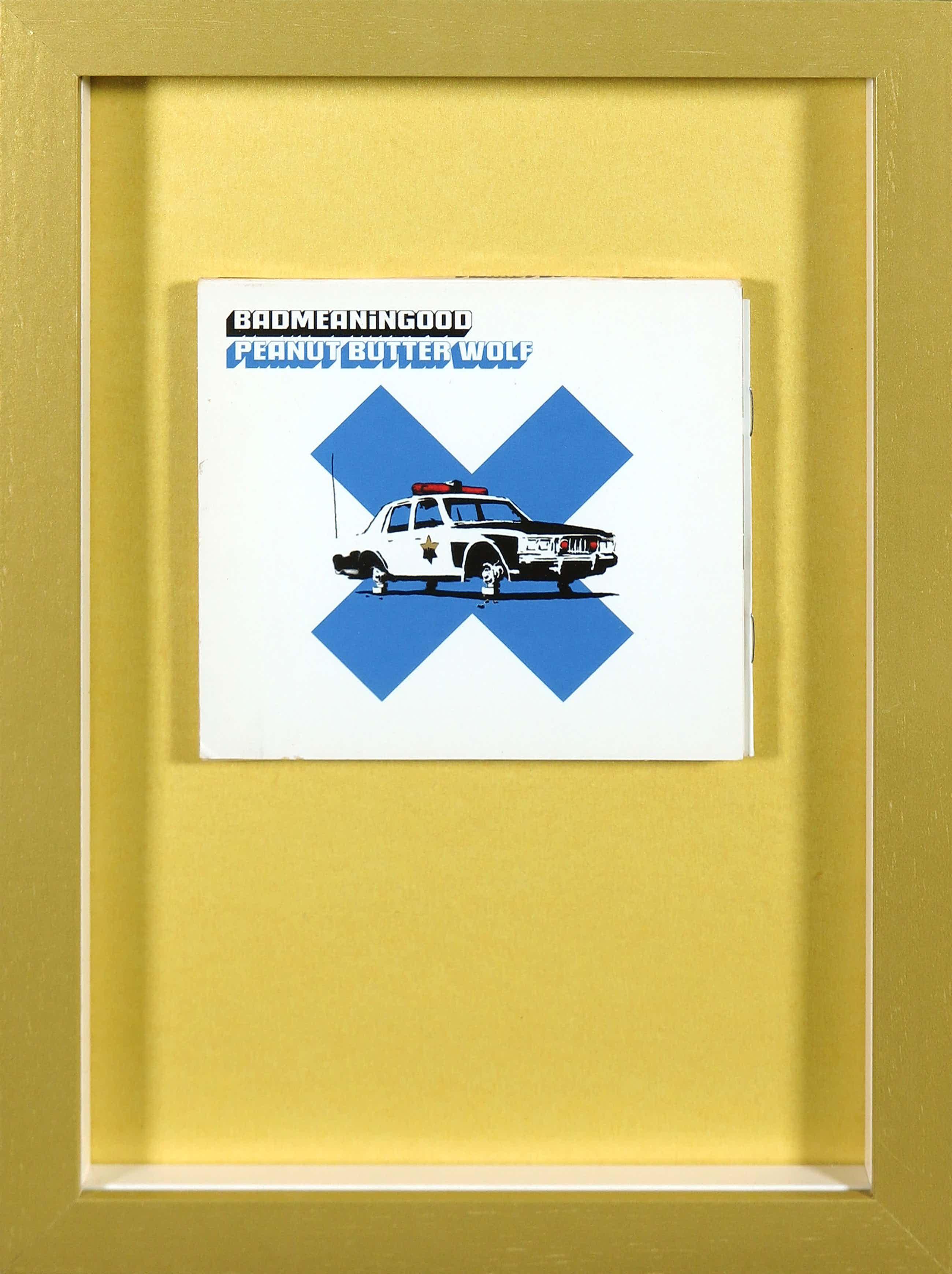 Banksy - Badmeaninggood vol. 3 door Peanut Butter Wolf (CD) kopen? Bied vanaf 72!