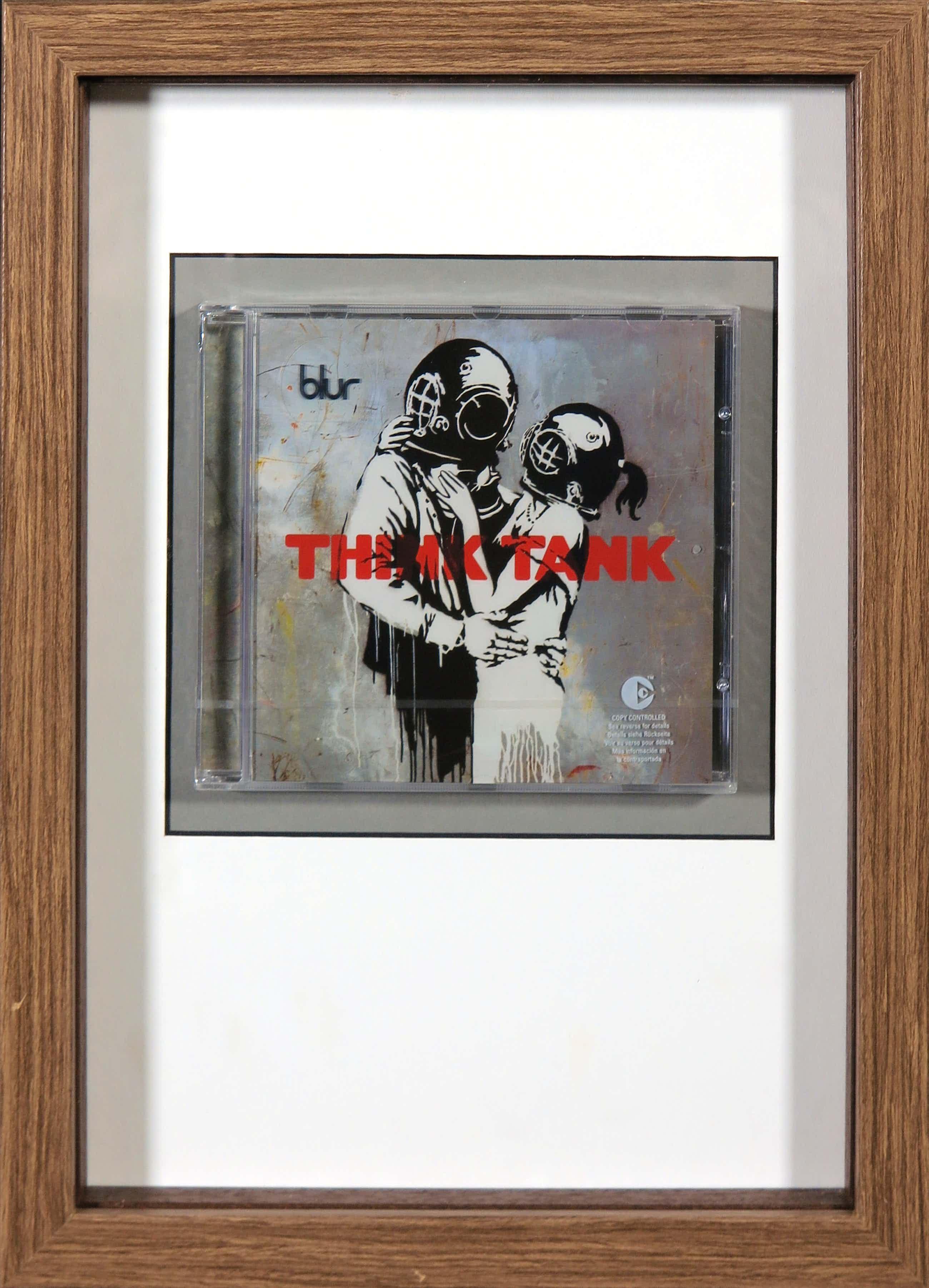Banksy - Blur - Think Tank (CD) kopen? Bied vanaf 60!