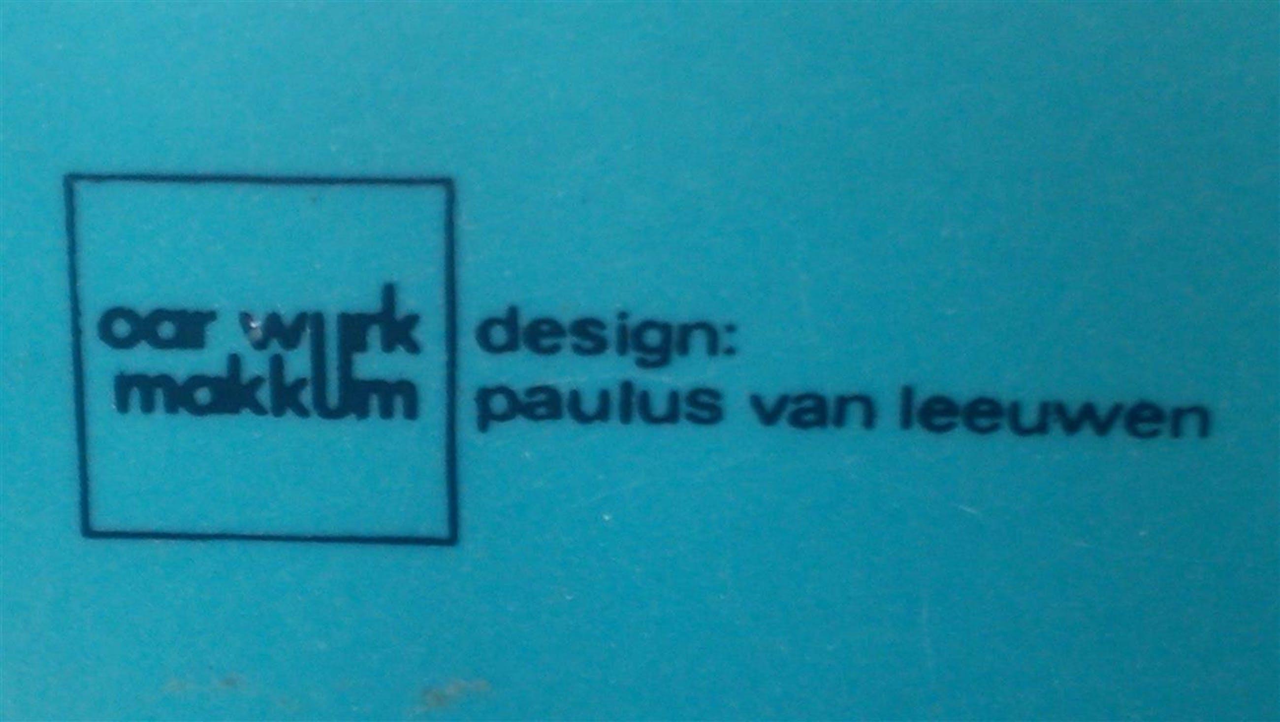 Paulus van Leeuwen - Oar Wurk Makkum vaas kopen? Bied vanaf 19!