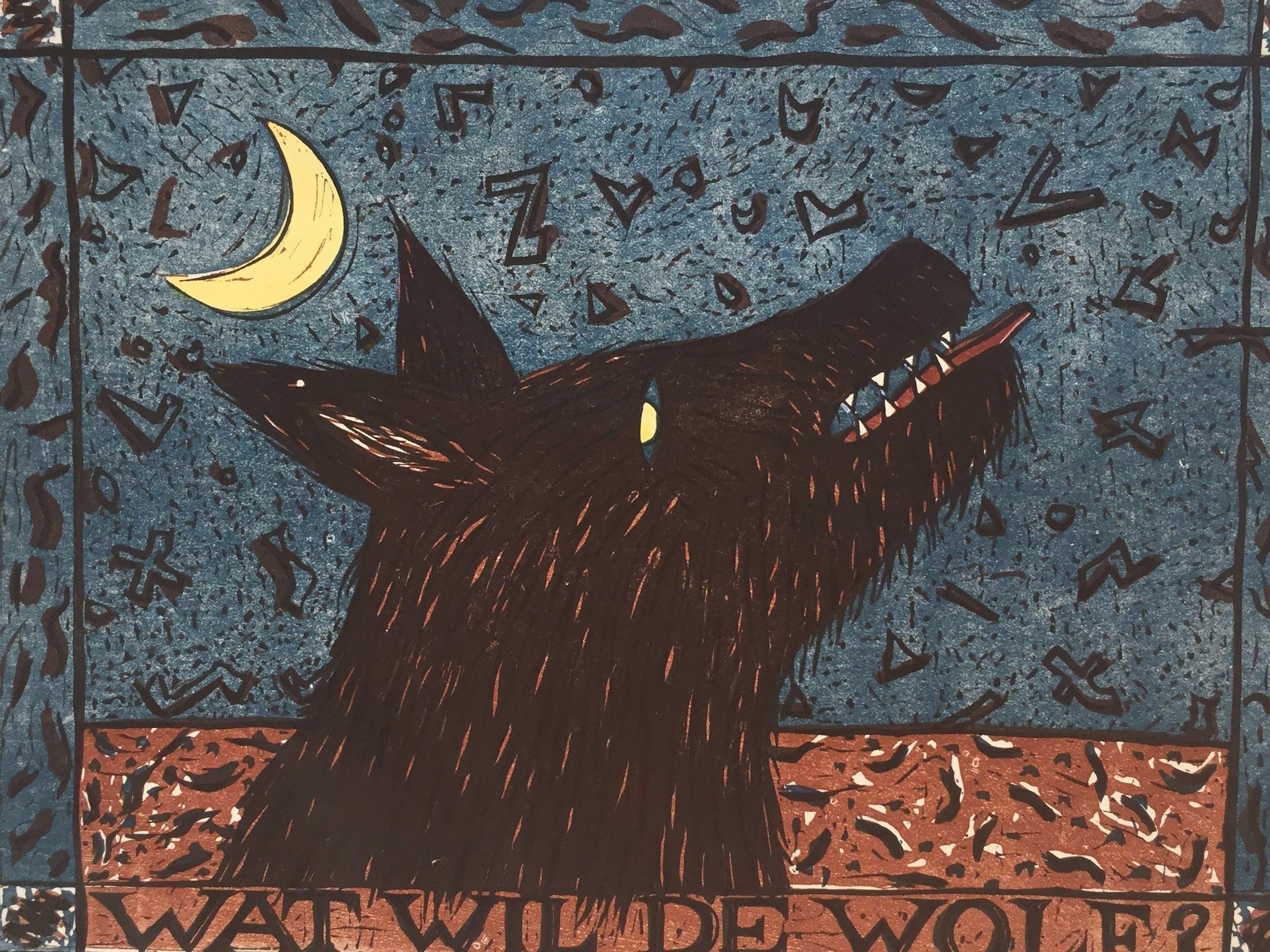 Ada van de Vijver - Wat wil de wolf kopen? Bied vanaf 35!