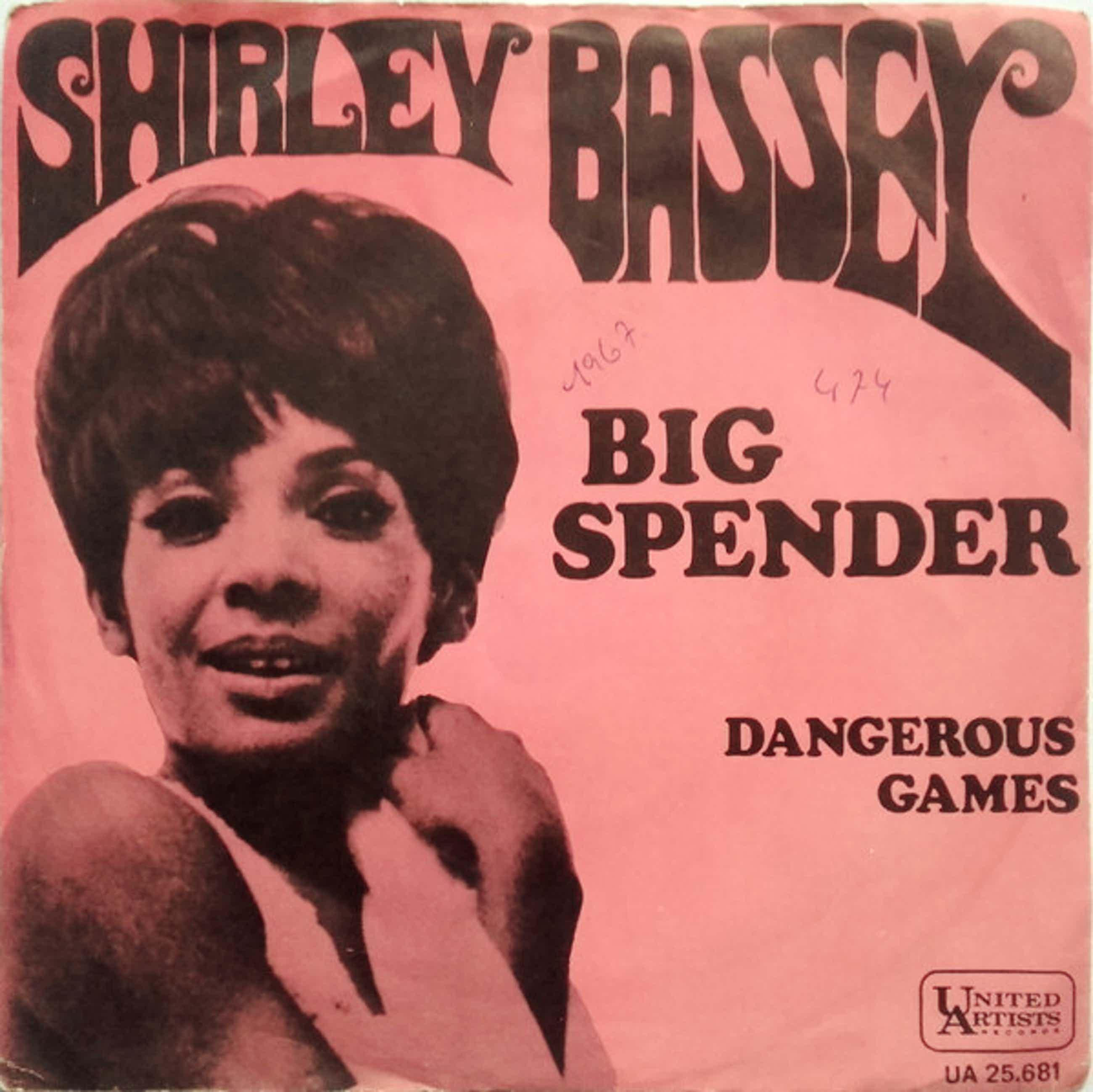 Various artists - lot van 2 singles: Shirley Bassey, Dionne Warwick kopen? Bied vanaf 10!
