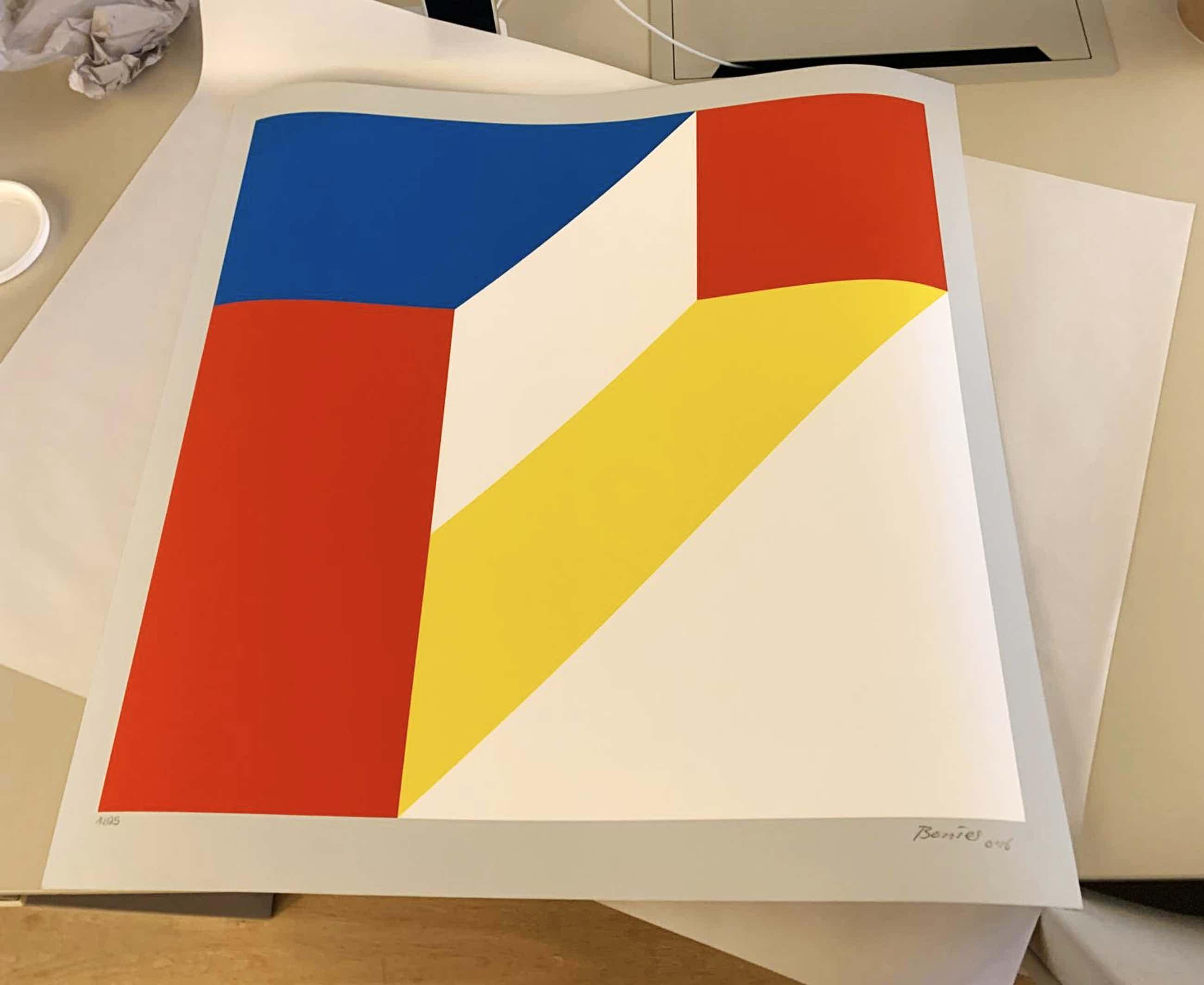 Bob Bonies - Compositie Giclee 2016 kopen? Bied vanaf 125!