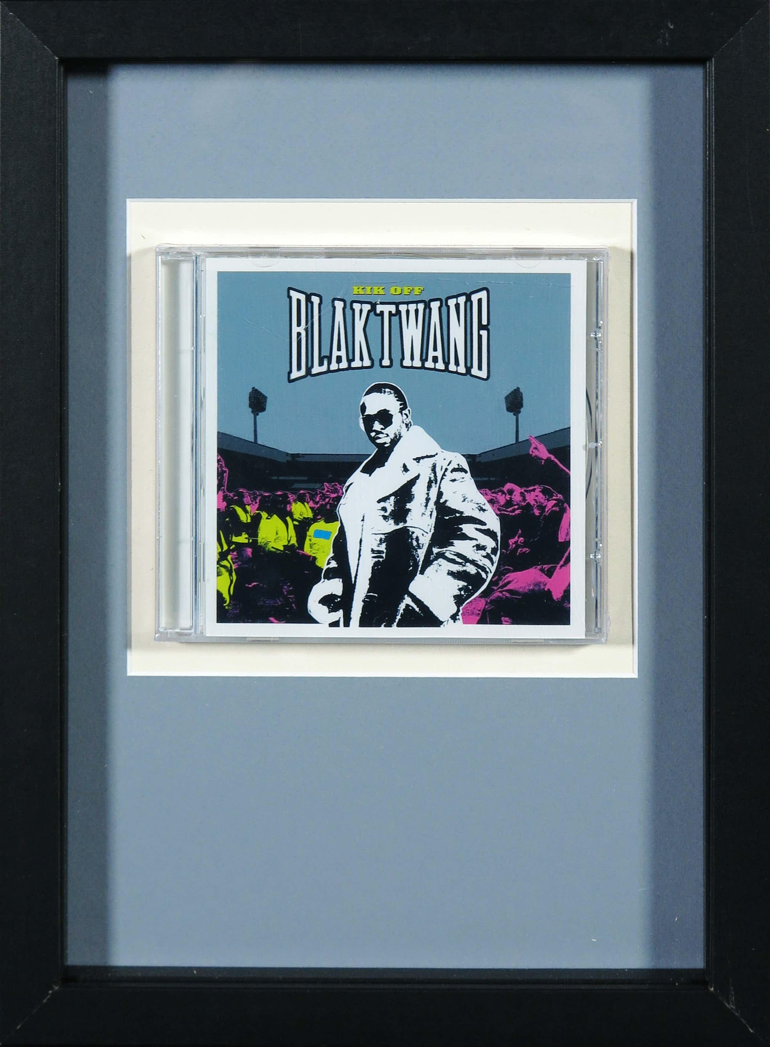 Banksy - Blak Twang - Kik Off (CD) kopen? Bied vanaf 40!