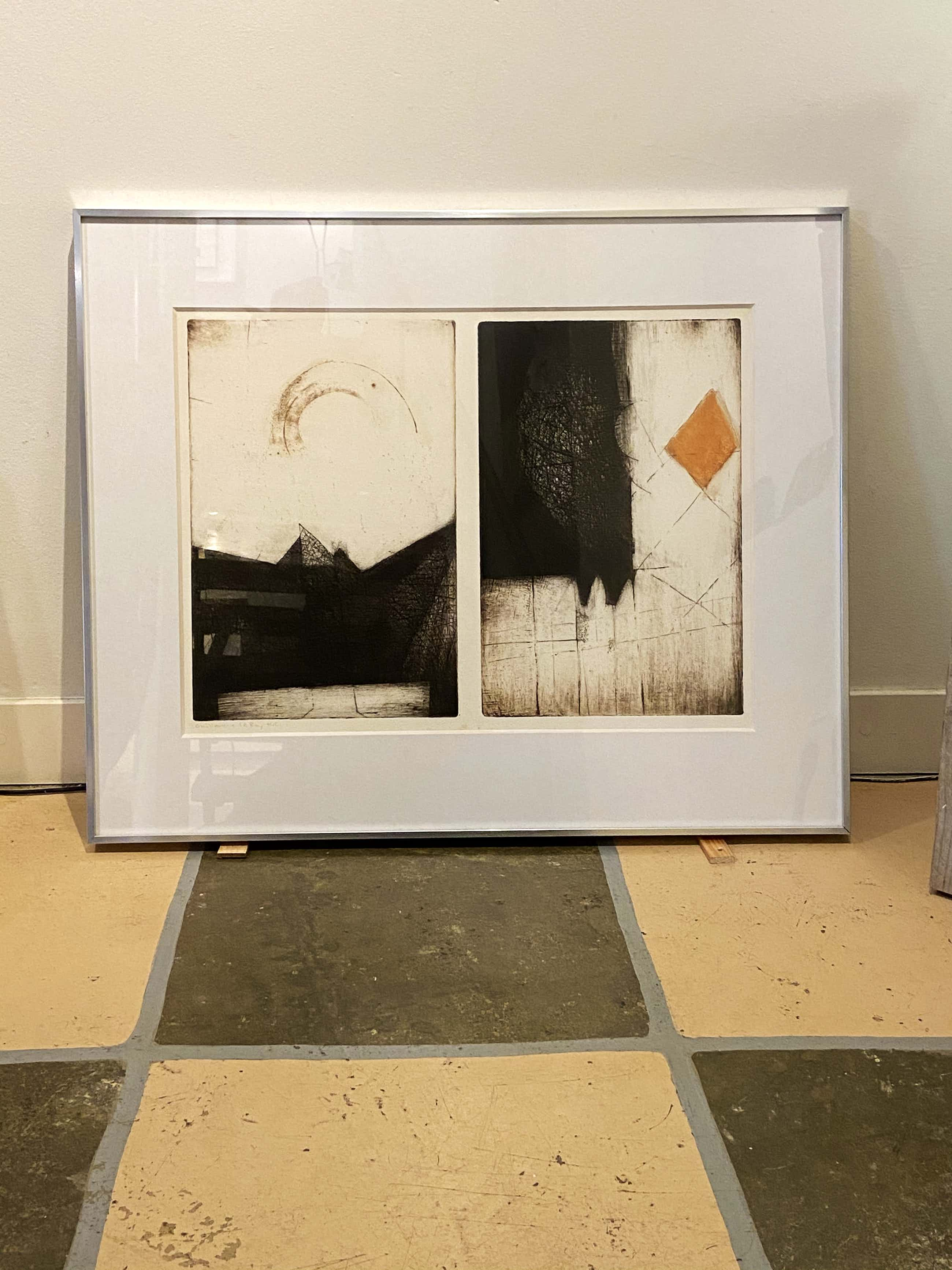 Guillaume Le Roy - Abstract Composition kopen? Bied vanaf 35!