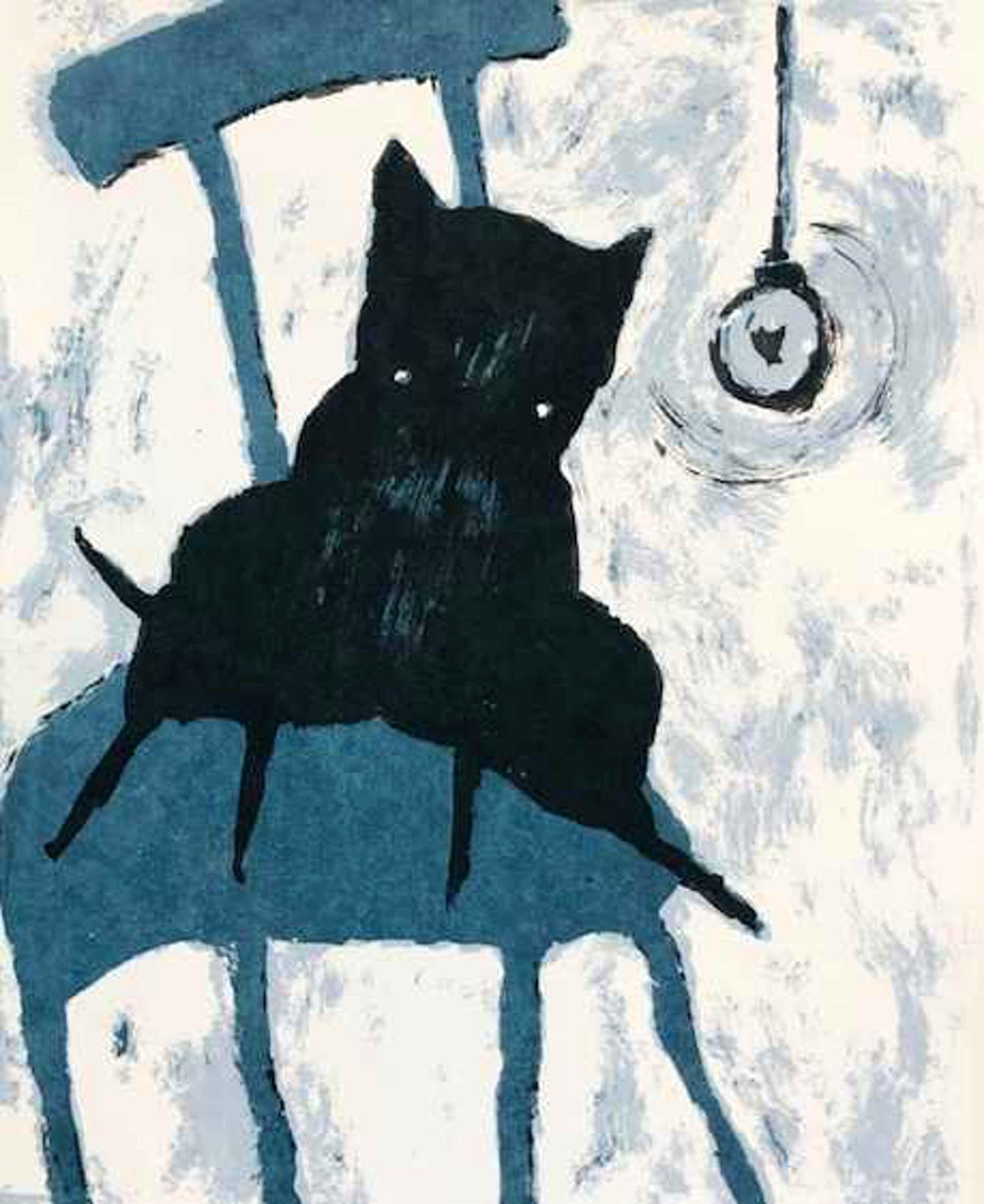 Peter Bastiaanssen - Hond op stoel II kopen? Bied vanaf 45!