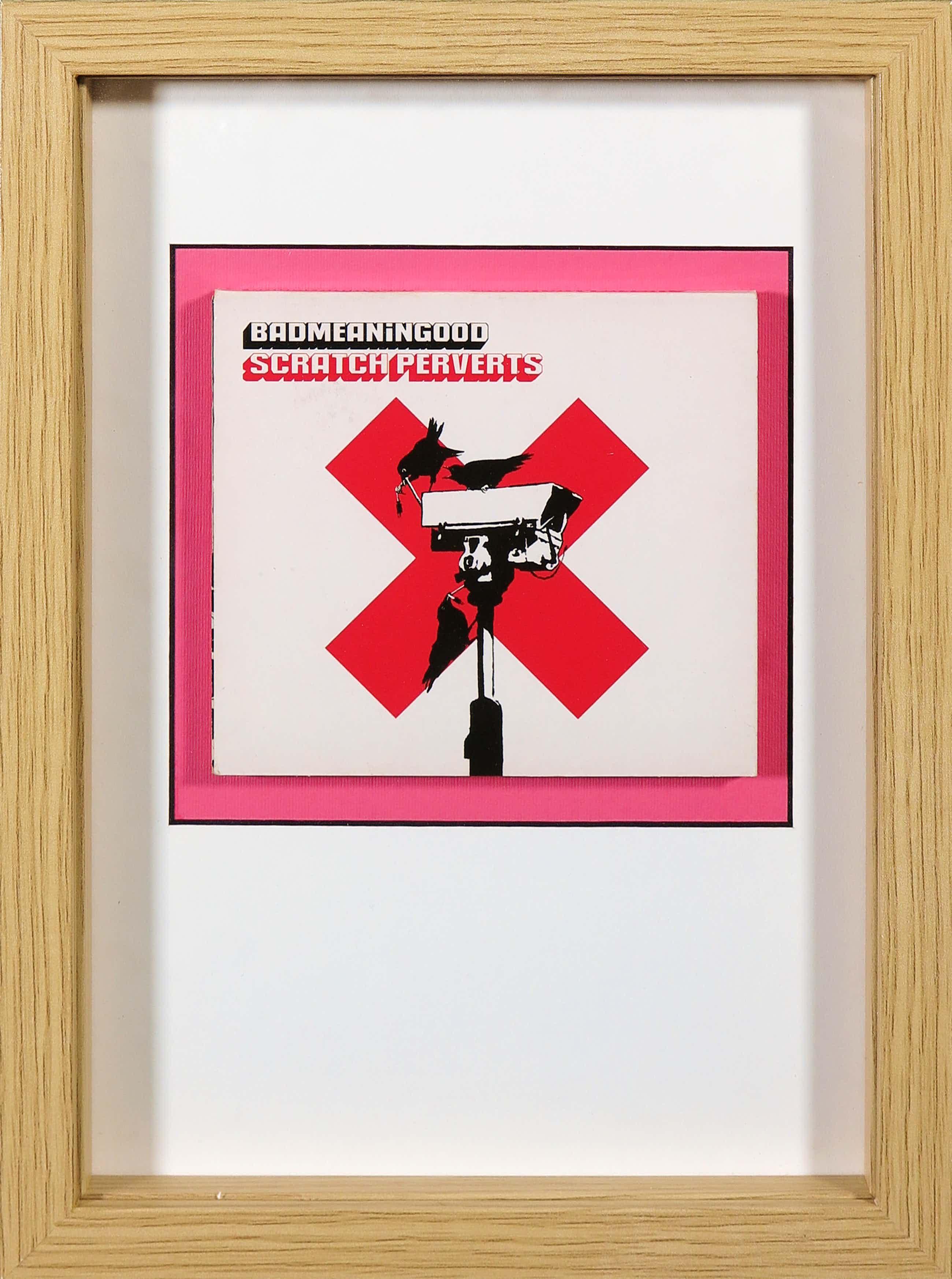 Banksy - Badmeaninggood vol. 4 door Scratch Perverts (CD) kopen? Bied vanaf 52!