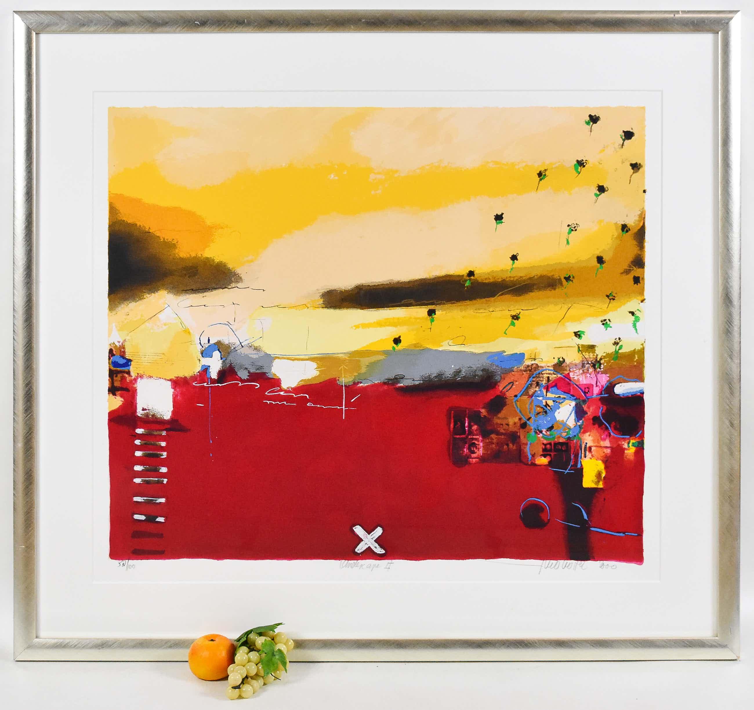 Theo Koster - Landscape II kopen? Bied vanaf 50!