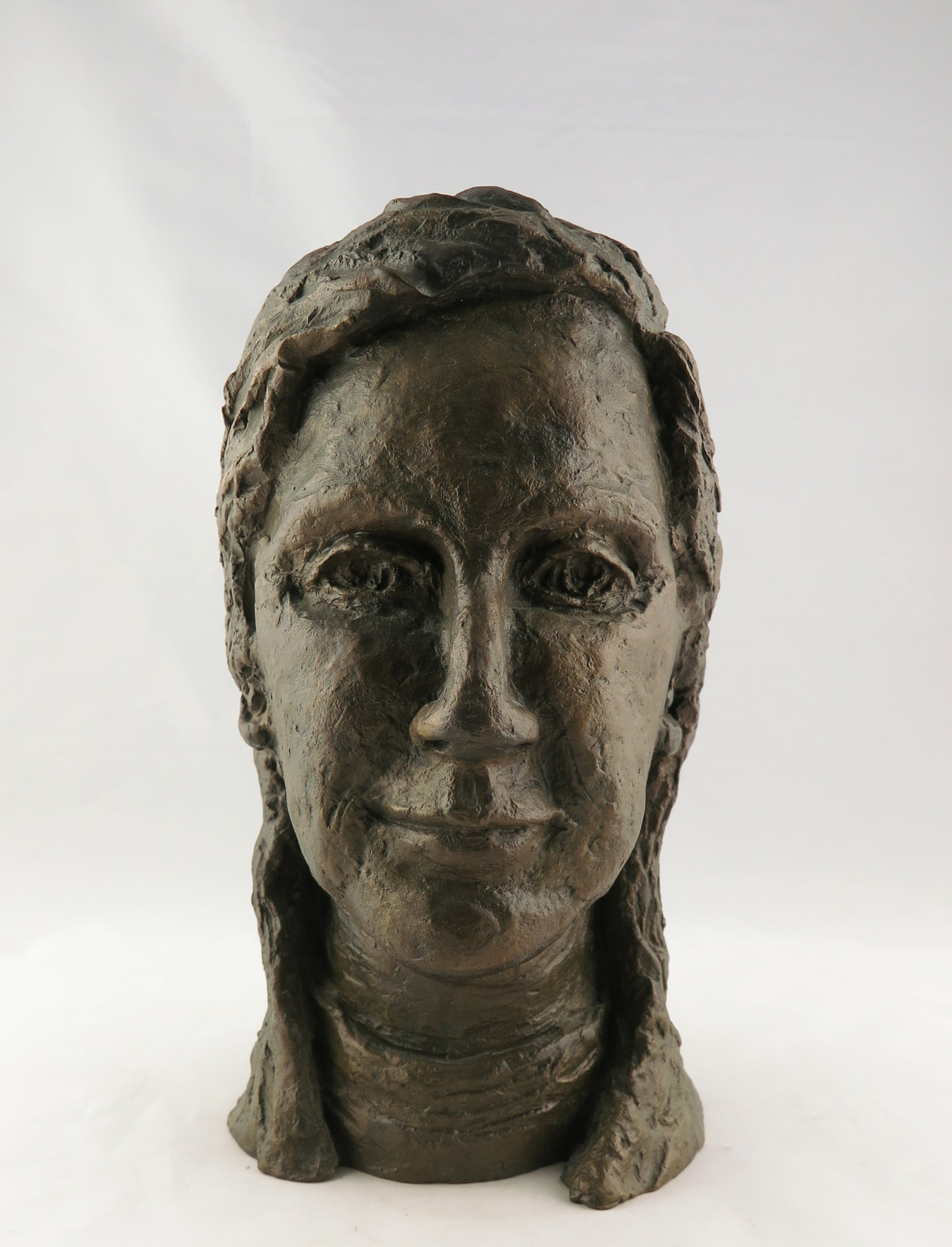 Bets van Wezel - Brons, Portret kopen? Bied vanaf 1!