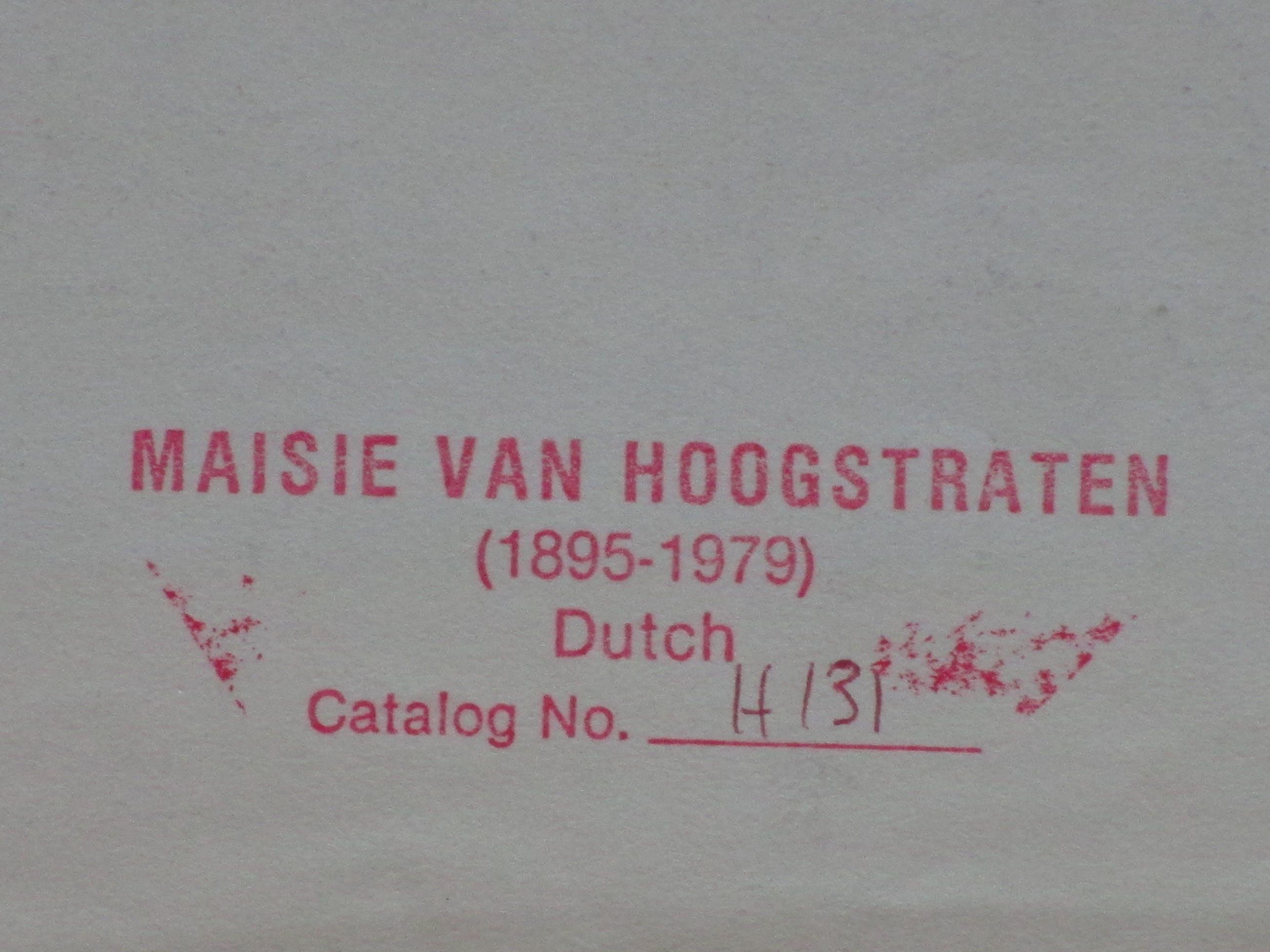 Maria van Hoogstraten - De Bij - Kleurenlitho kopen? Bied vanaf 1!