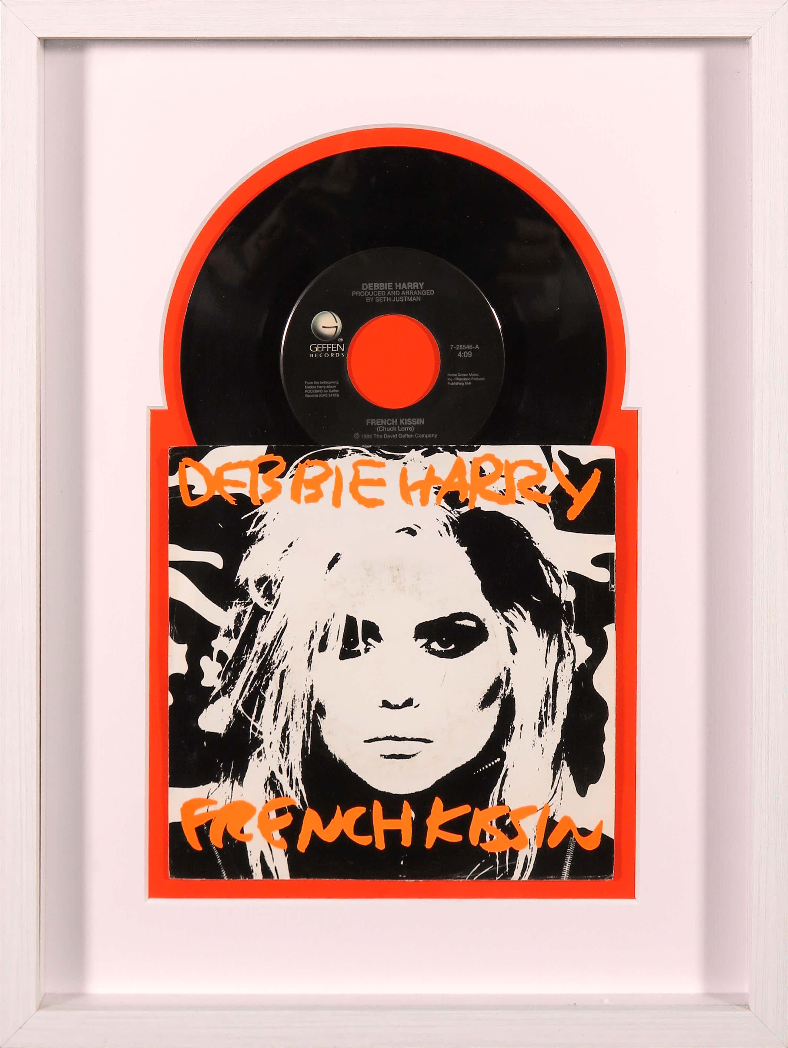 Andy Warhol - French Kissin - Debbie Harry kopen? Bied vanaf 70!