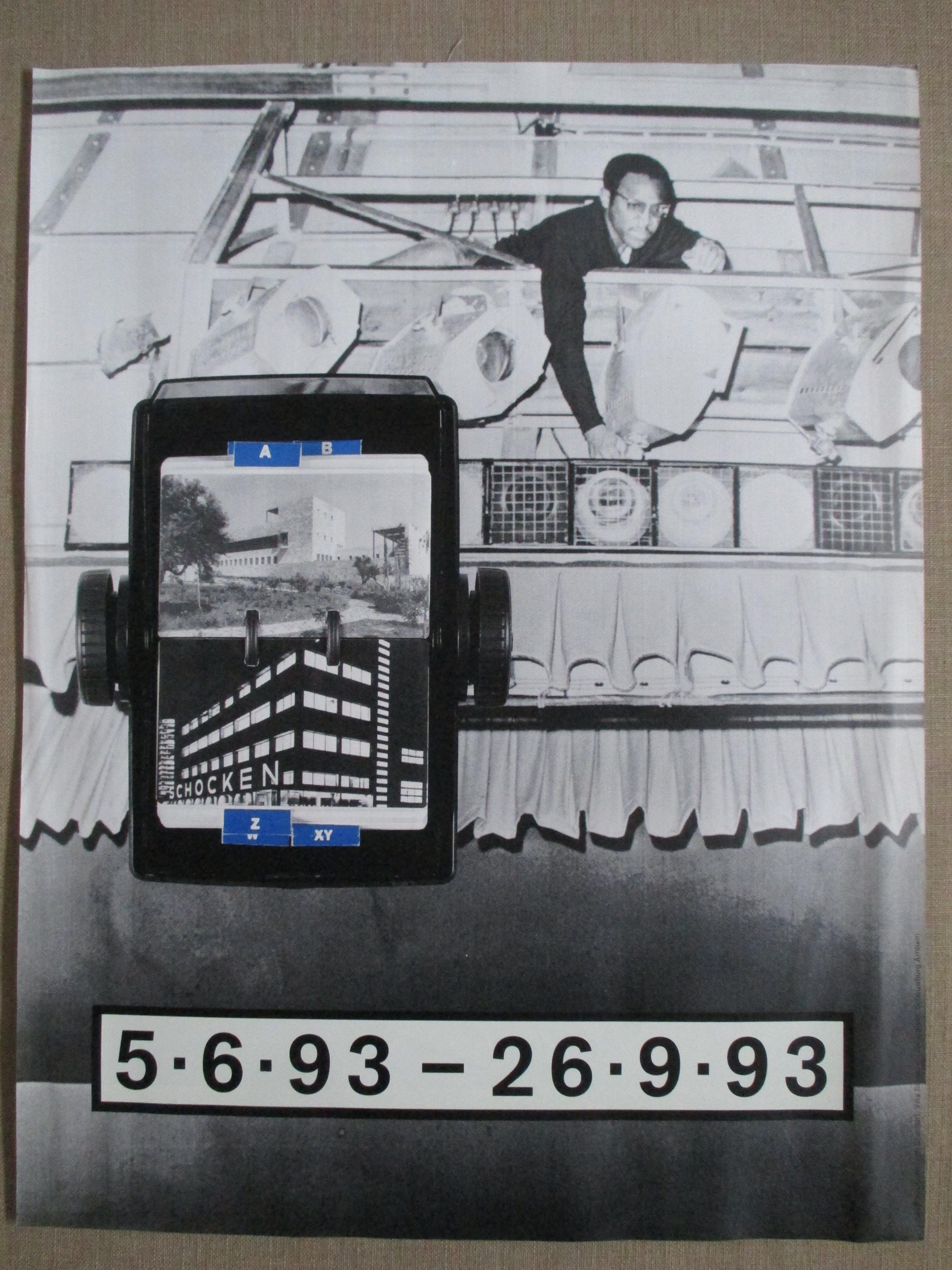 Eran Schaerf - Print Sonsbeek 1993 kopen? Bied vanaf 25!