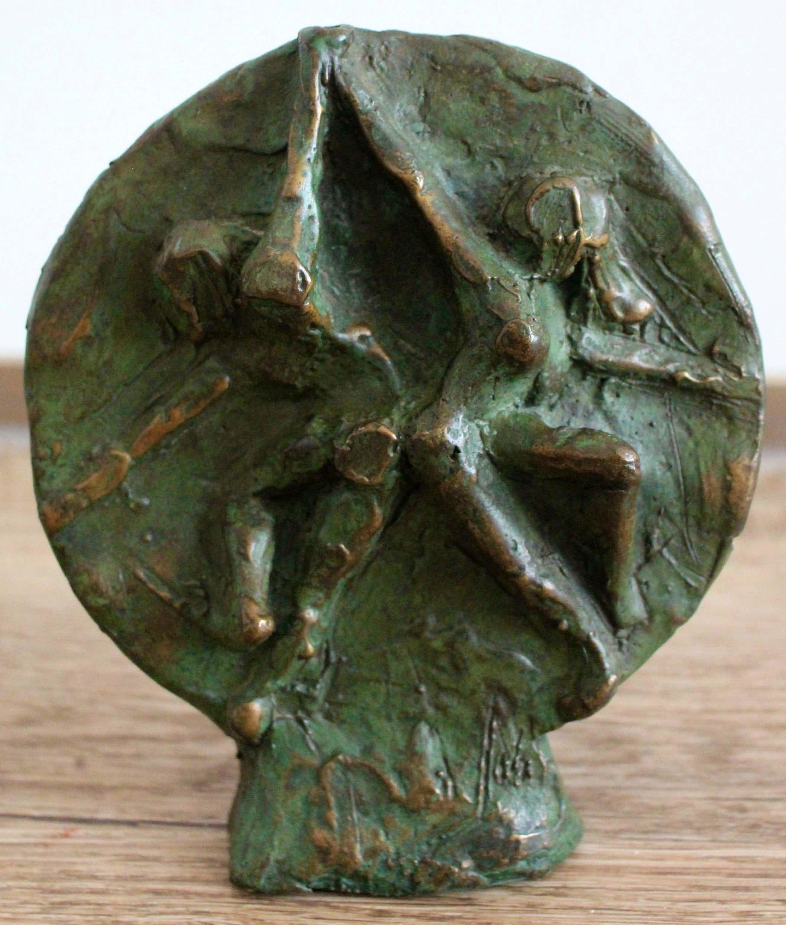 Jits Bakker - Bronzen beeld: Bolero kopen? Bied vanaf 299!
