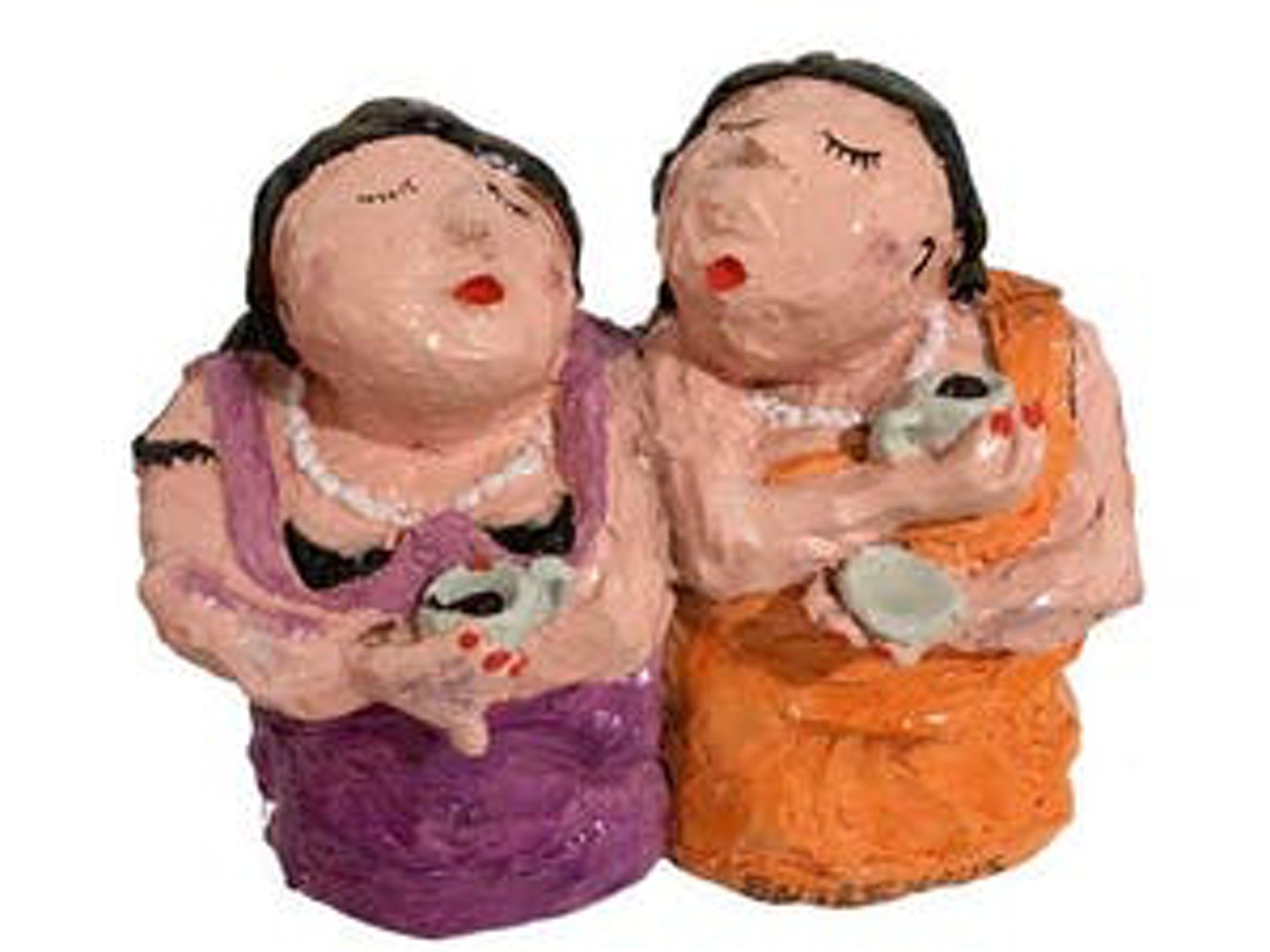 Gerdine Duijsens-Kroeze - Tea Ladies 3 kopen? Bied vanaf 45!