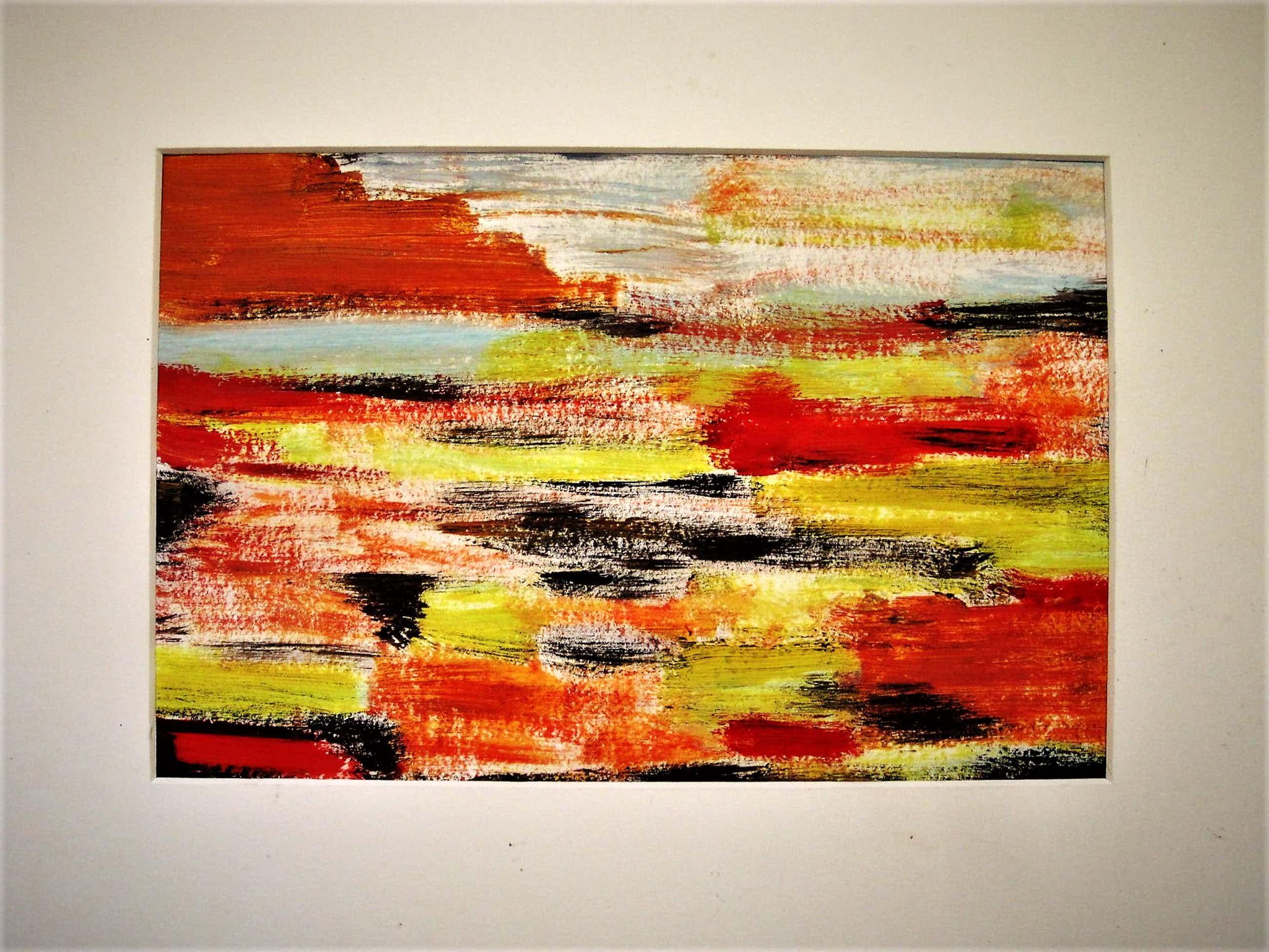 """Ernst Vijlbrief - Provo kunstenaar - jaren 60 OLIEVERF """"Toscaans landschap"""" gesigneerd kopen? Bied vanaf 45!"""