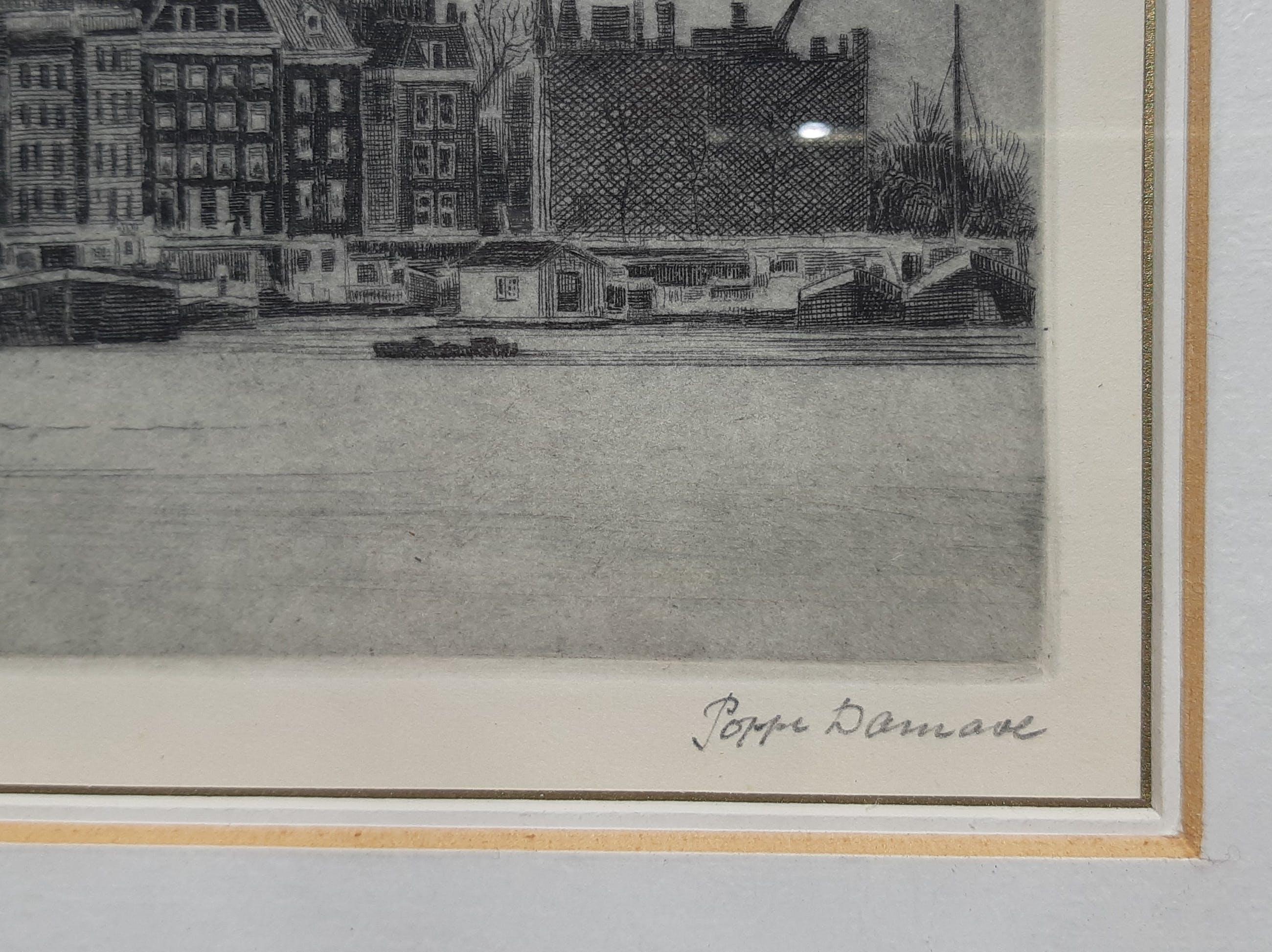 Poppe Damave - Amsterdam kopen? Bied vanaf 50!
