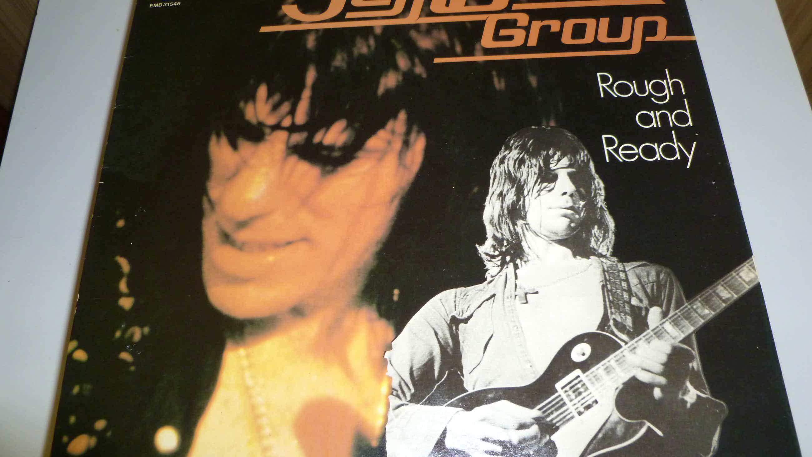 Jeff Beck - rough and ready kopen? Bied vanaf 10!