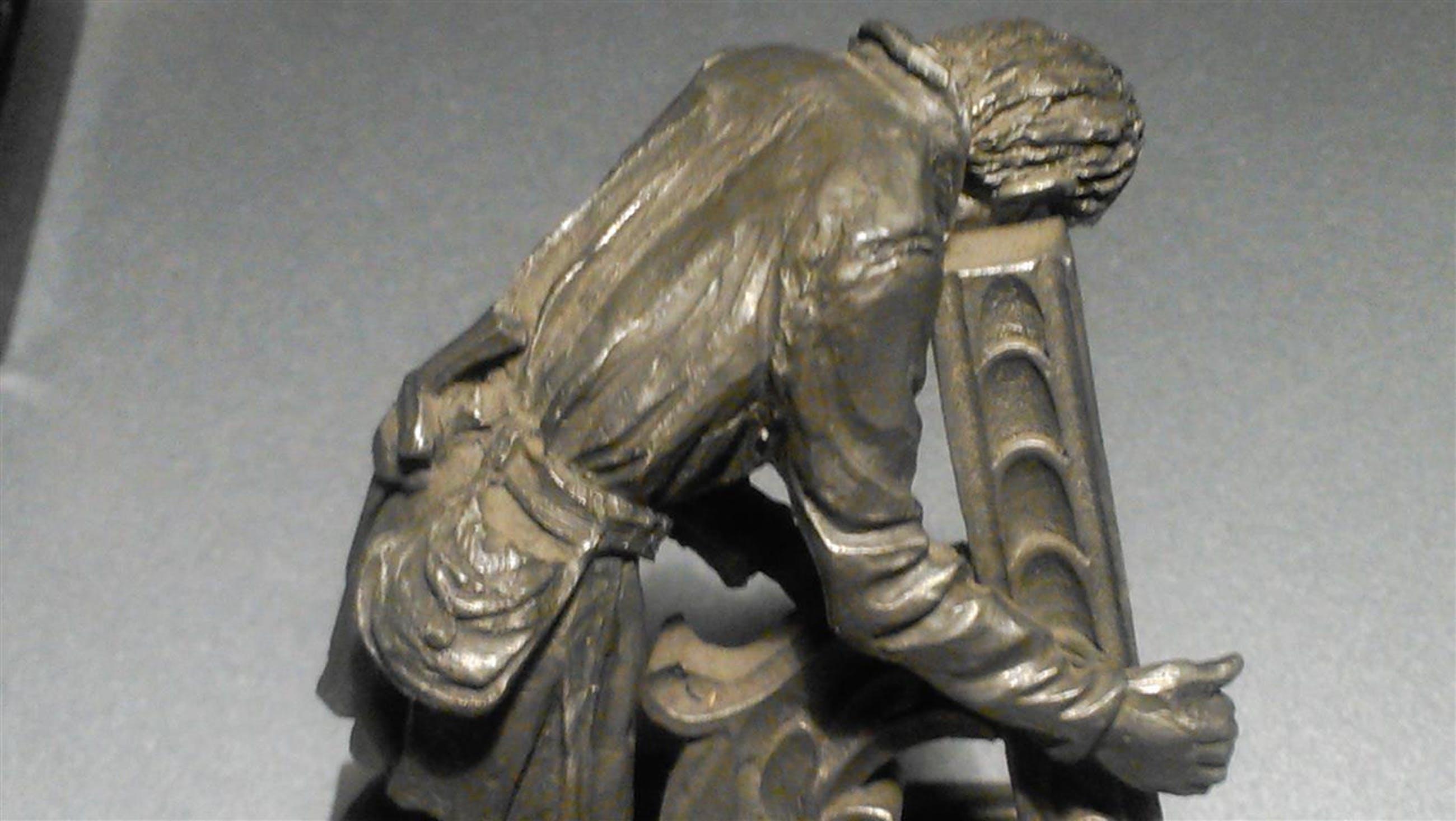 Brons (Onbekend) - Timmerman kopen? Bied vanaf 24!