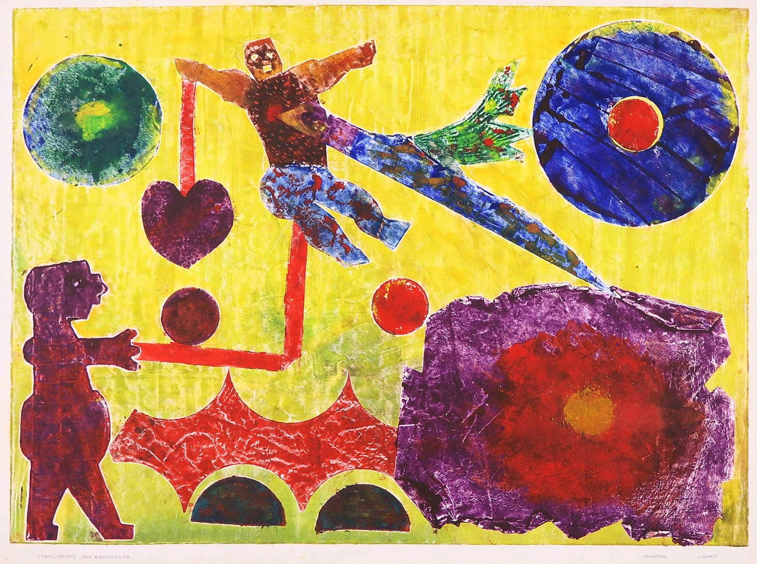 Juan Marti - Monotype, L'equilibriste des sentiments kopen? Bied vanaf 30!