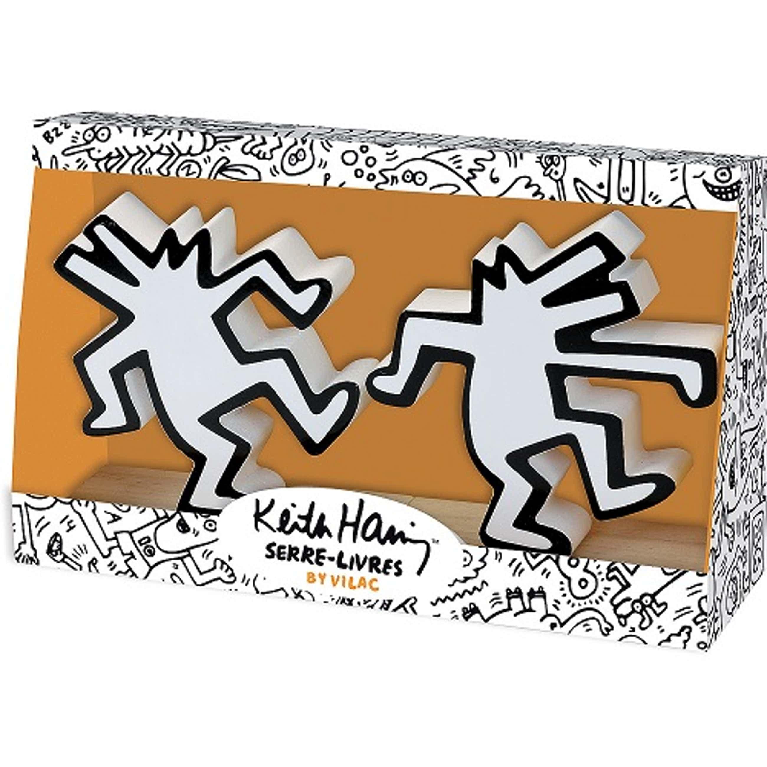 Keith Haring - boekensteunen / book stands kopen? Bied vanaf 70!