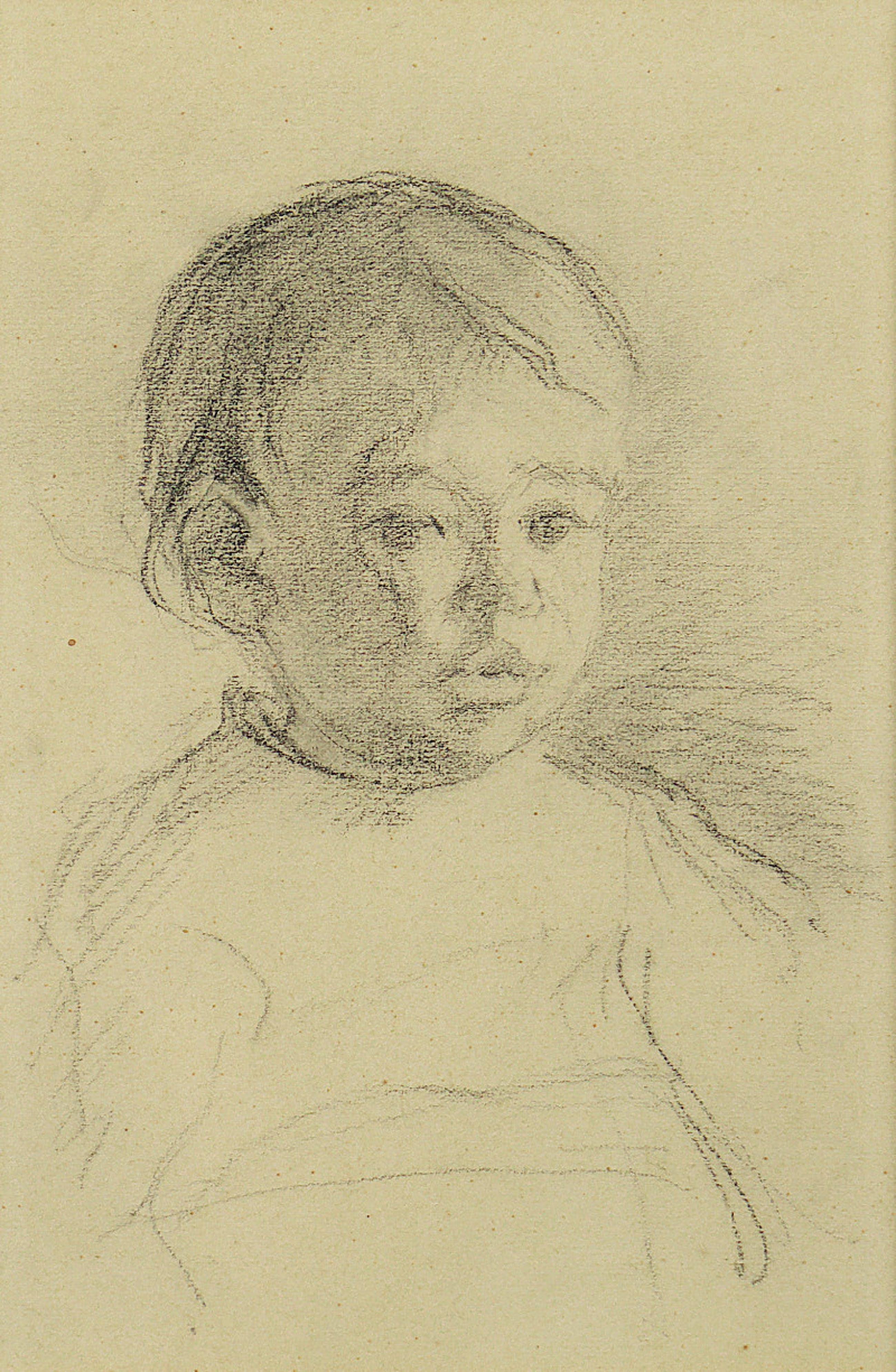 Derk Meeles - Kinderportretje kopen? Bied vanaf 20!