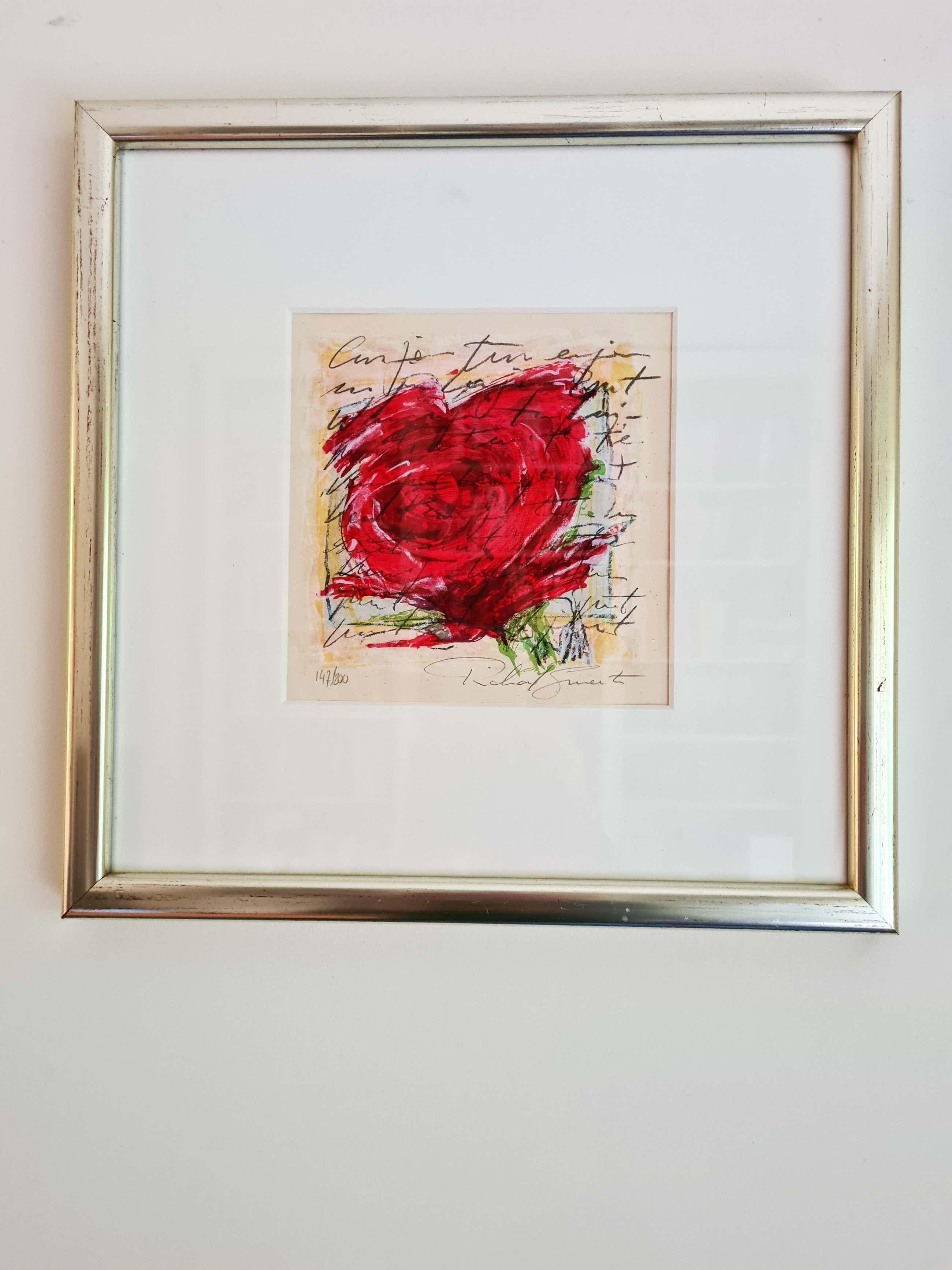 Richard Smeets - Rode roos kopen? Bied vanaf 45!