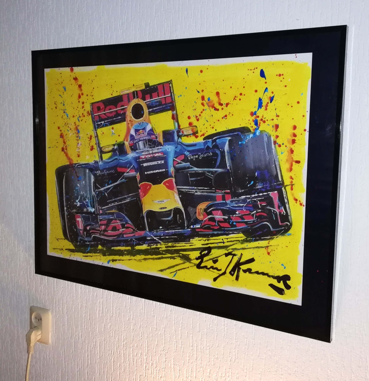 Eric-Jan Kremer - Max Verstappen Red Bull kopen? Bied vanaf 429!
