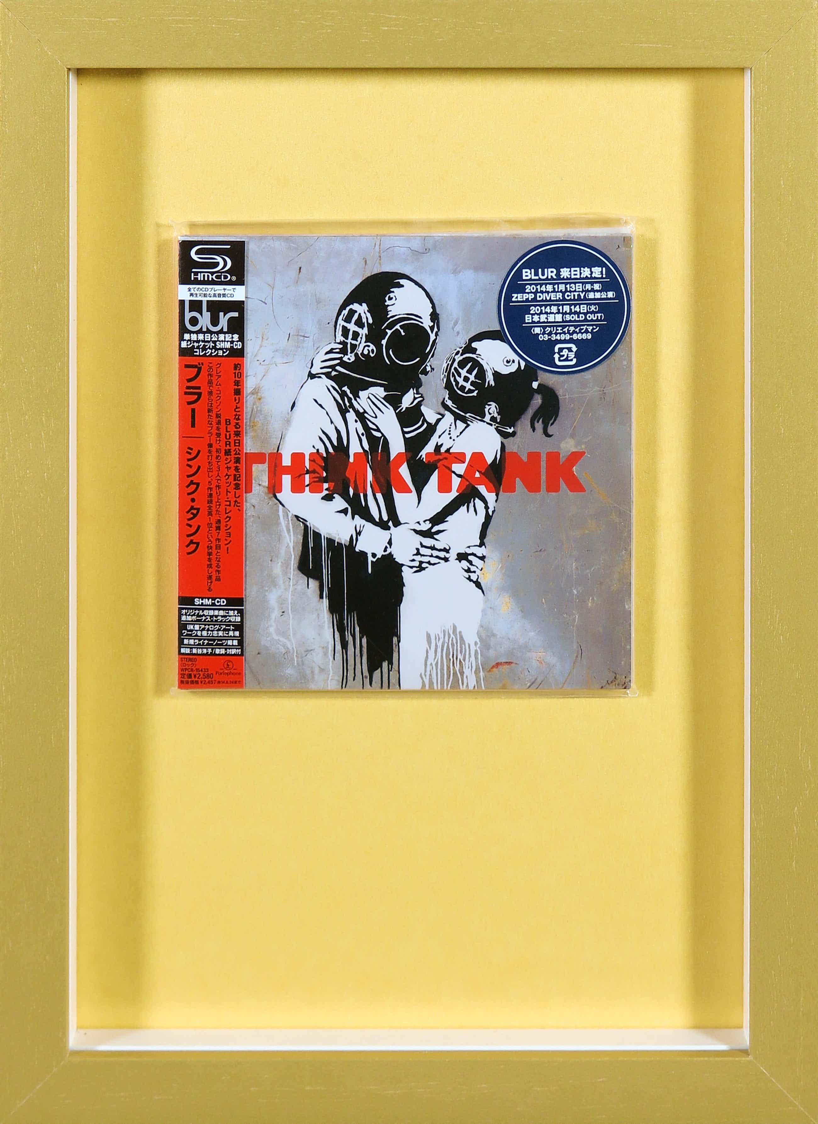Banksy - Blur - Think Tank (CD) kopen? Bied vanaf 30!