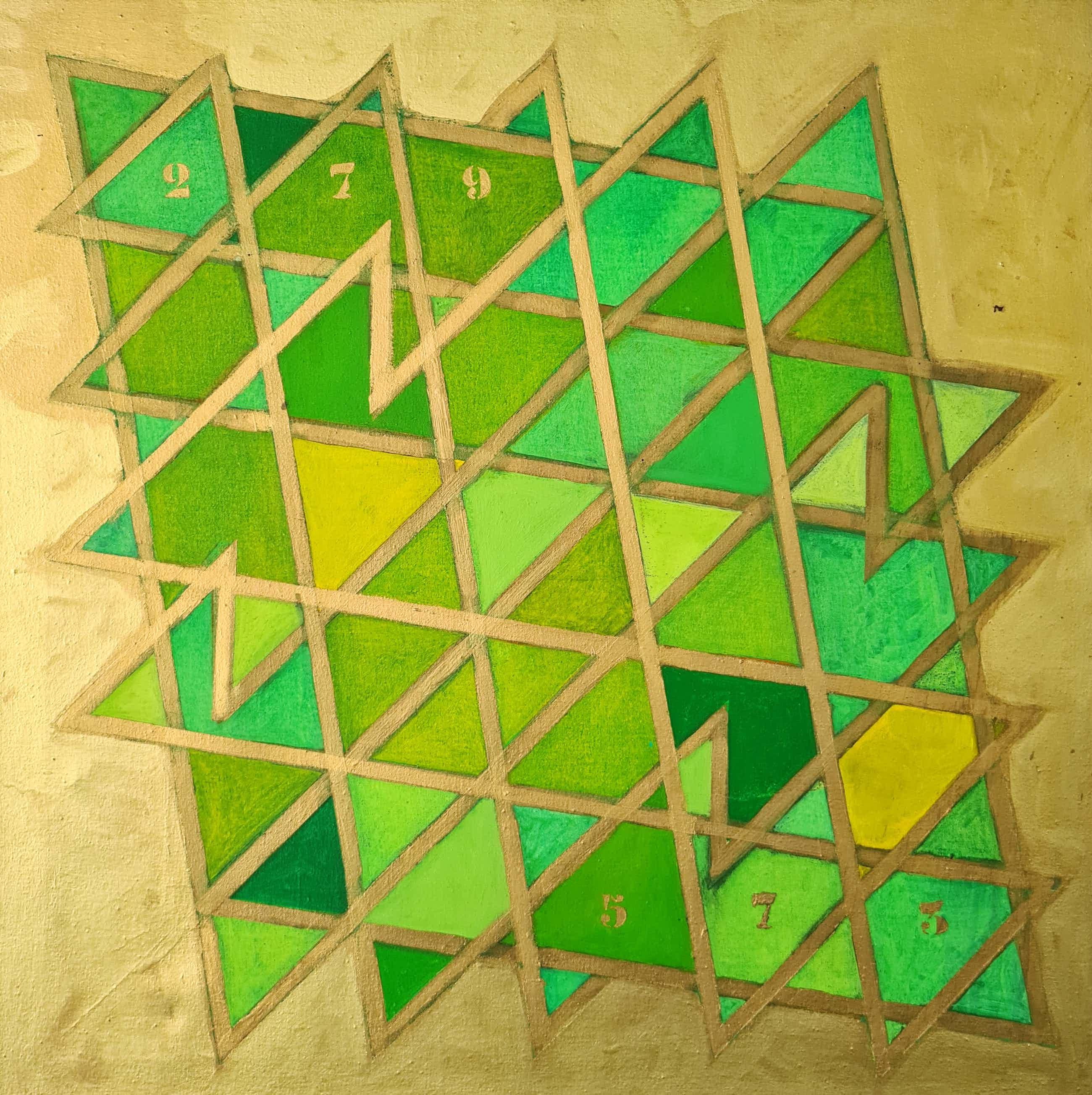 Ernst Vijlbrief - Golden Triangles kopen? Bied vanaf 240!
