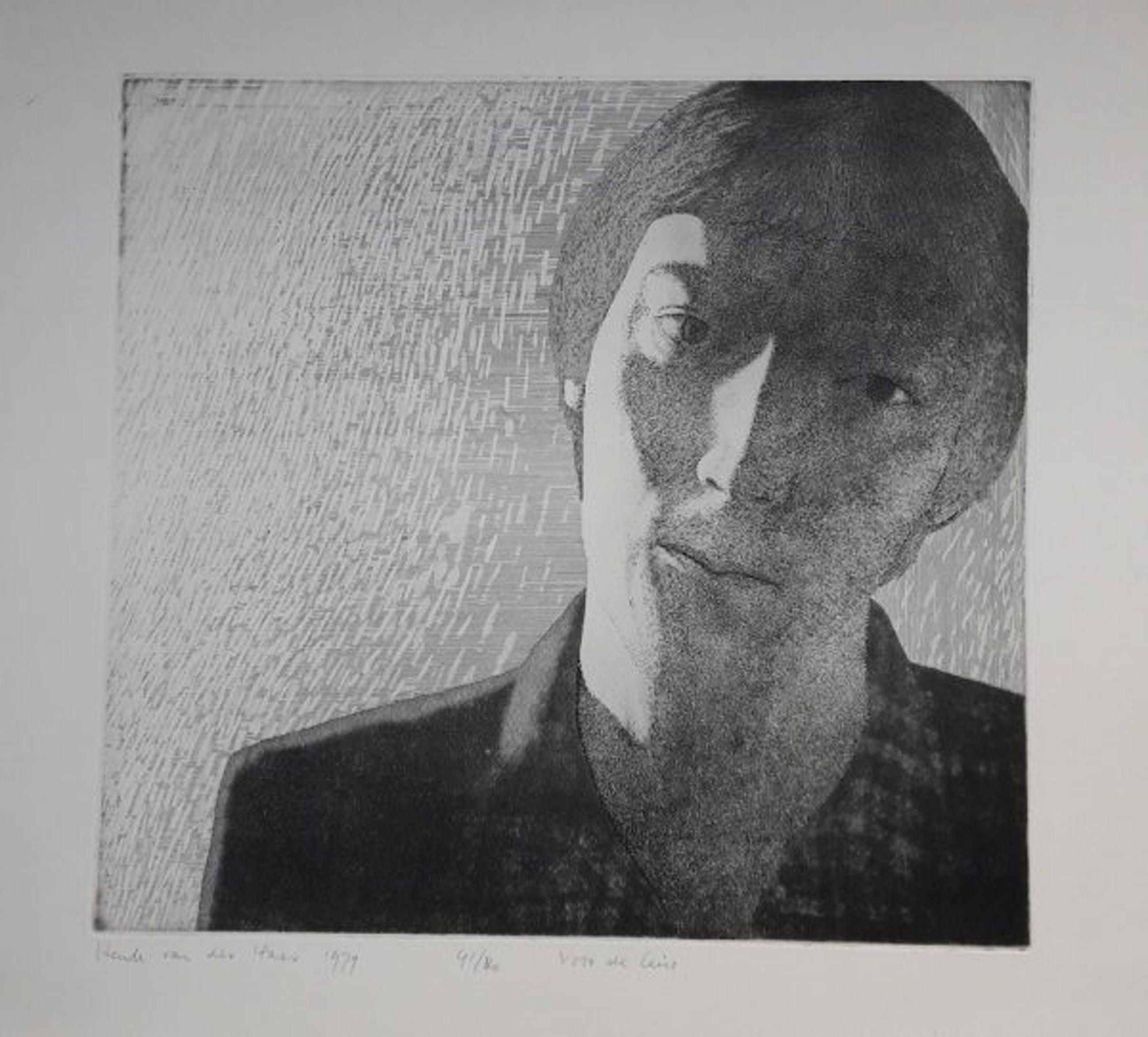 Henk van der Haar - Portret kopen? Bied vanaf 5!
