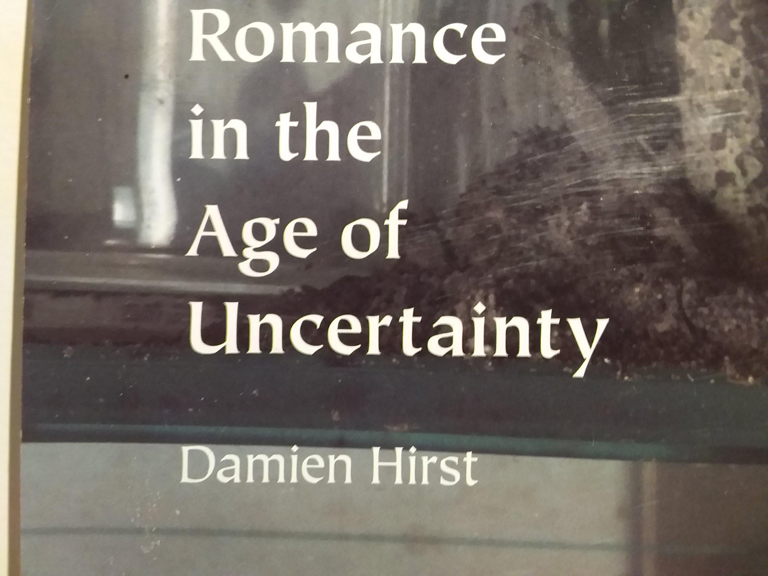 Damien Hirst - In the age of uncertainty kopen? Bied vanaf 175!