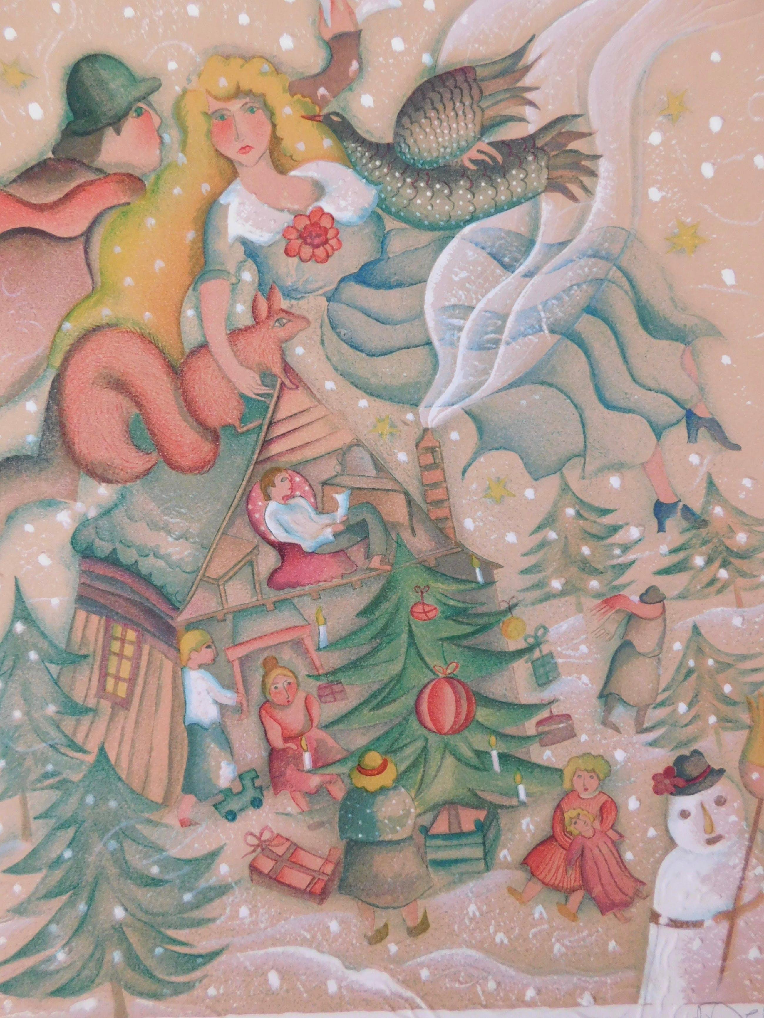 Francoise Deberdt - Suite Noël: le Pin et l'Homme de Neige kopen? Bied vanaf 10!