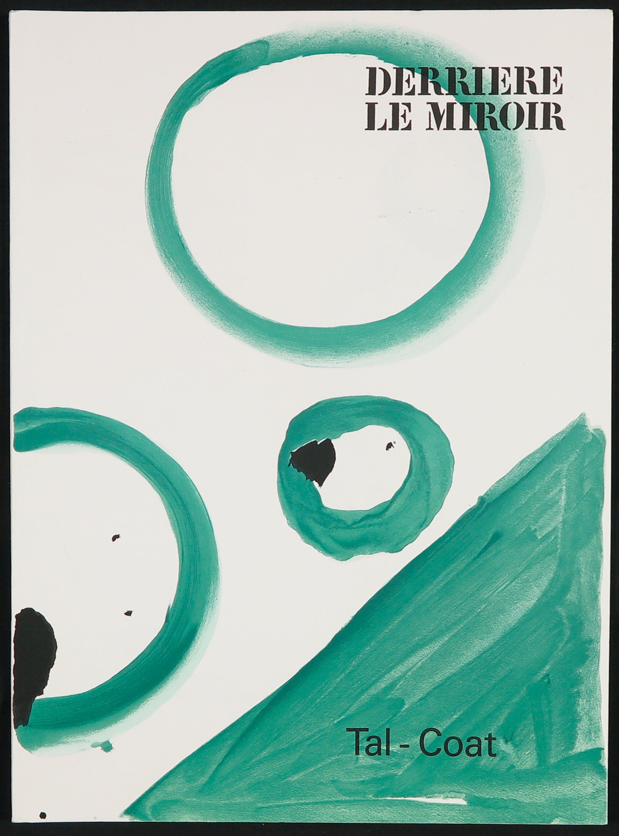 Pierre Tal-Coat - Uitgave Derrière le miroir met originele litho's, no. 153 (1965) kopen? Bied vanaf 20!