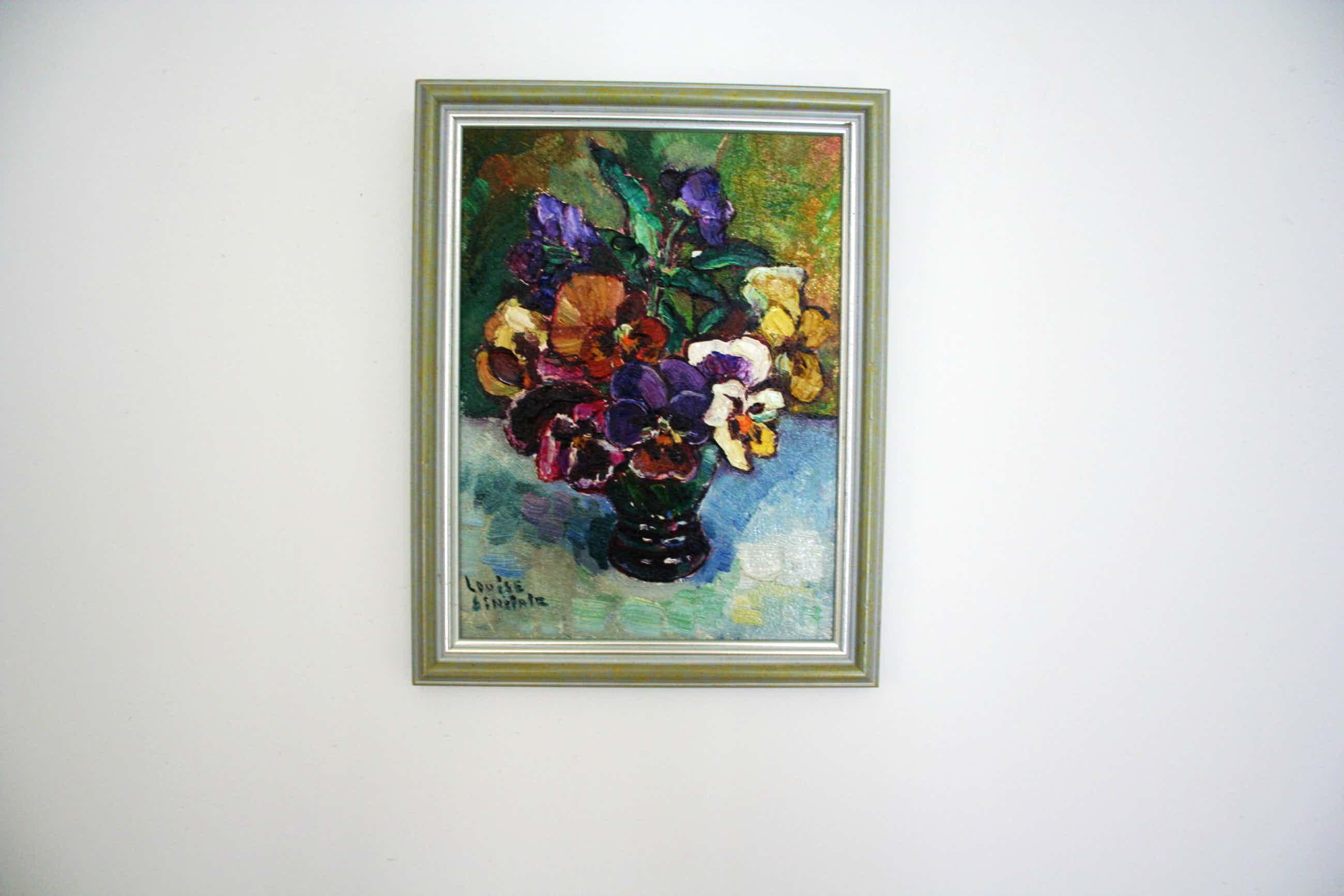 Louise Sinclair de Rochemont - viooltjes kopen? Bied vanaf 80!
